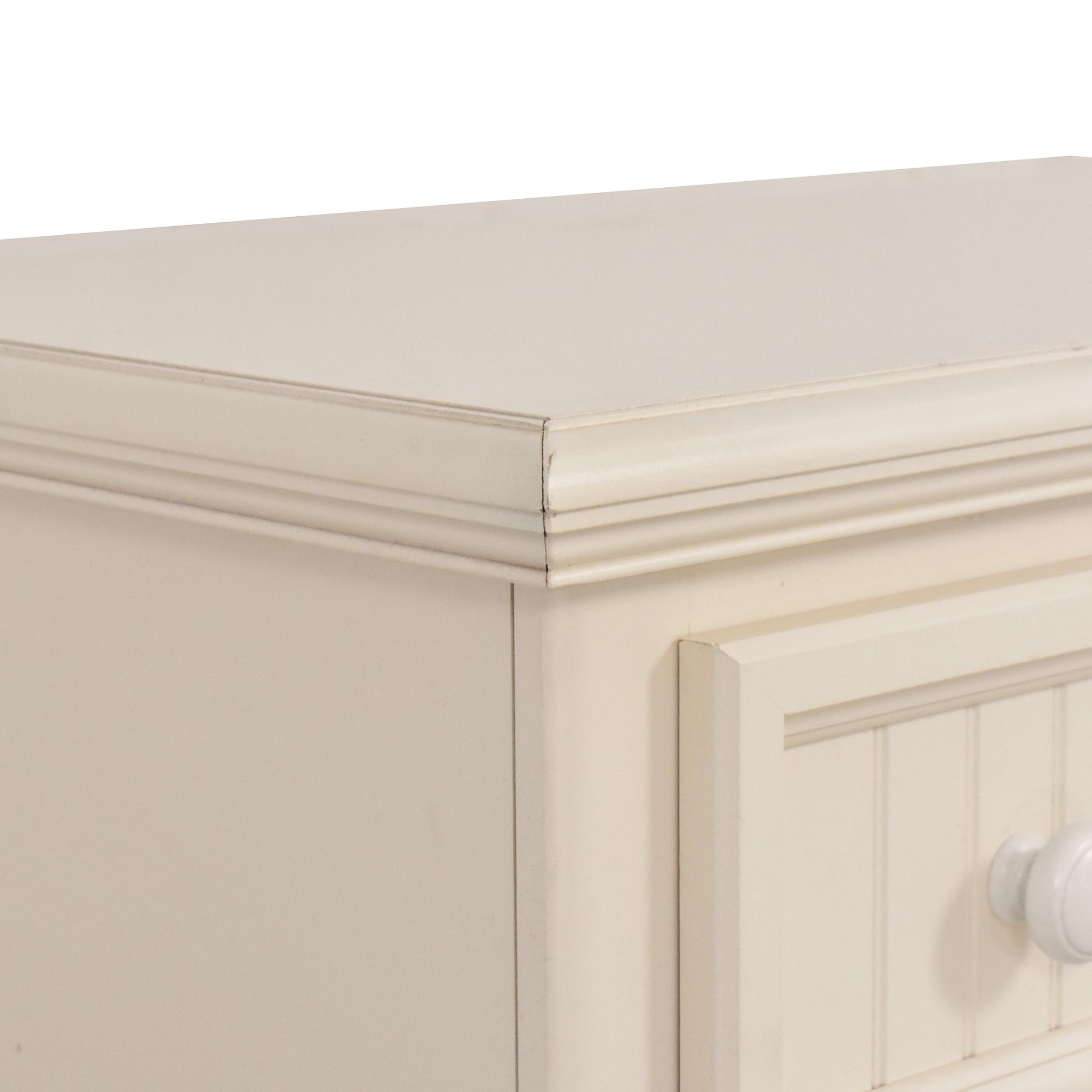 shop Bassett Furniture Bassett Five Drawer Tall Dresser online