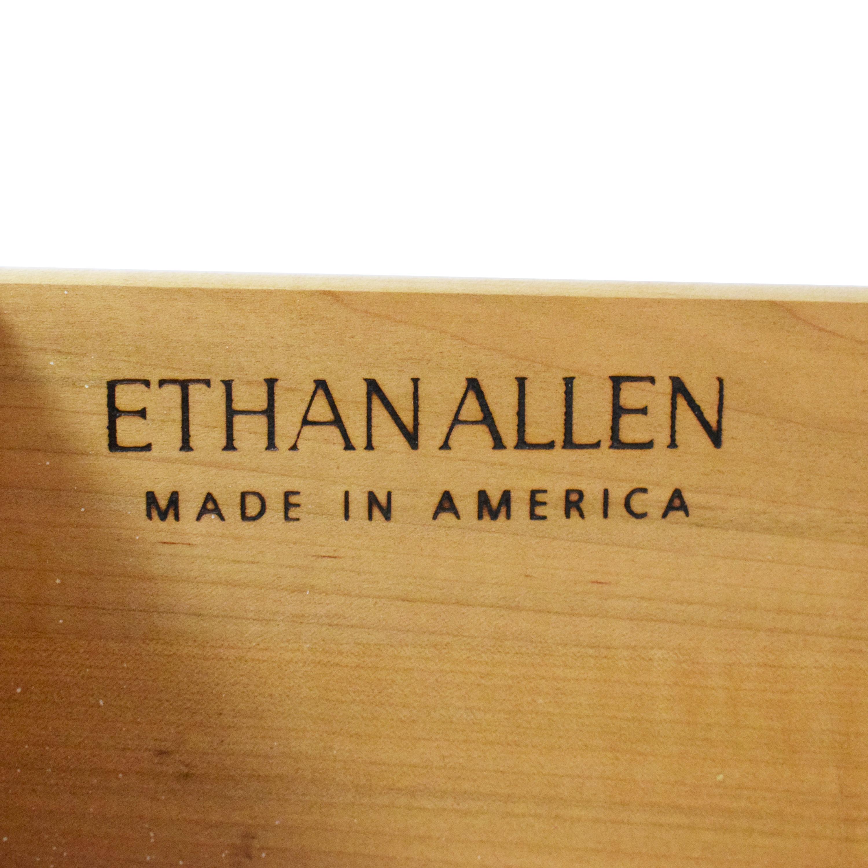 shop Ethan Allen Ethan Allen Legacy Collection Three Drawer Nightstand online