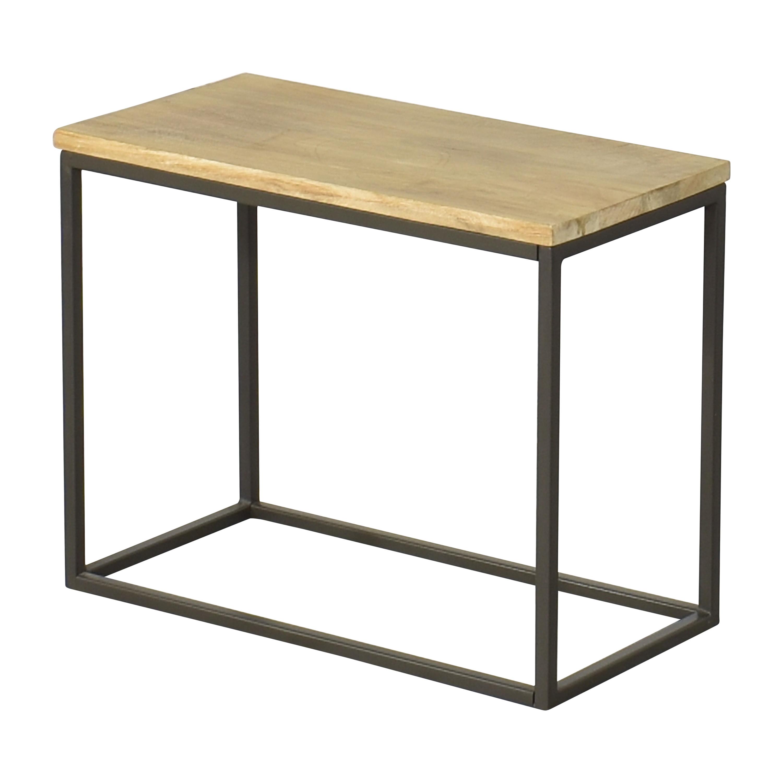 buy West Elm West Elm Streamline Side Table online