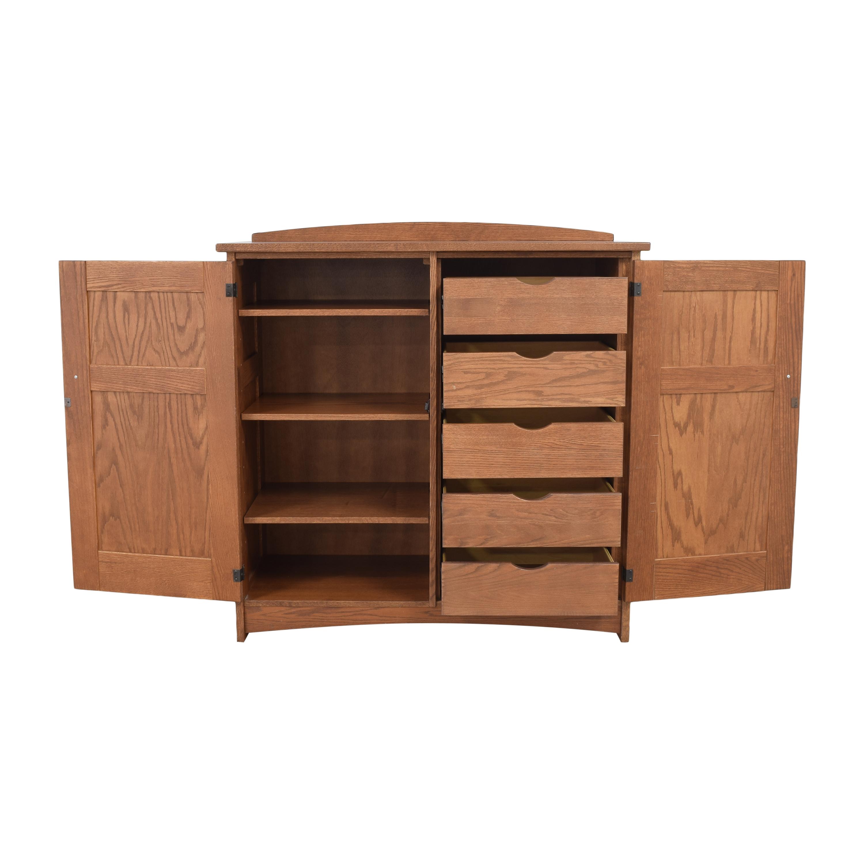 Workbench Workbench Two Door Wardrobe on sale
