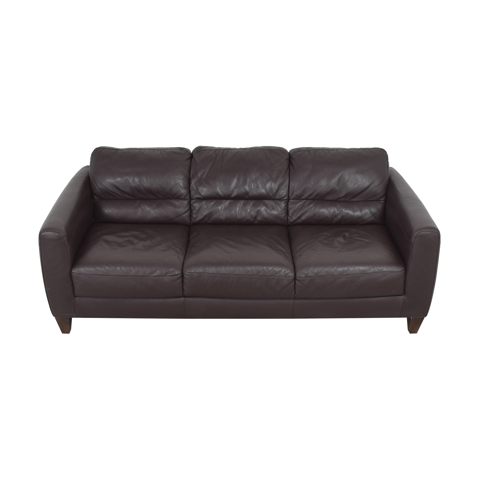 buy Natuzzi Three Cushion Sofa Natuzzi Sofas