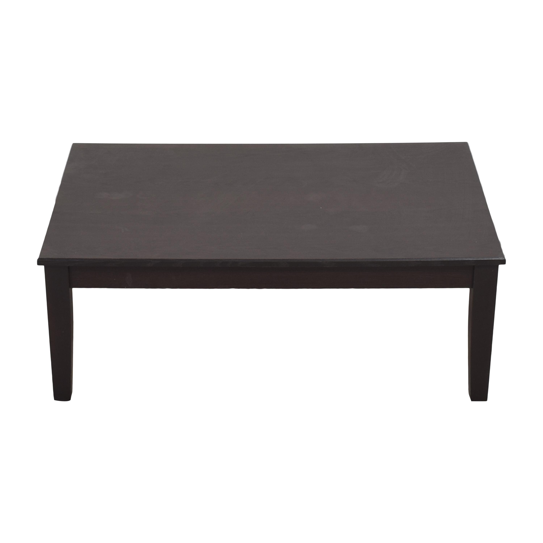 buy Cort Dakota Skyline Coffee Table Cort Tables