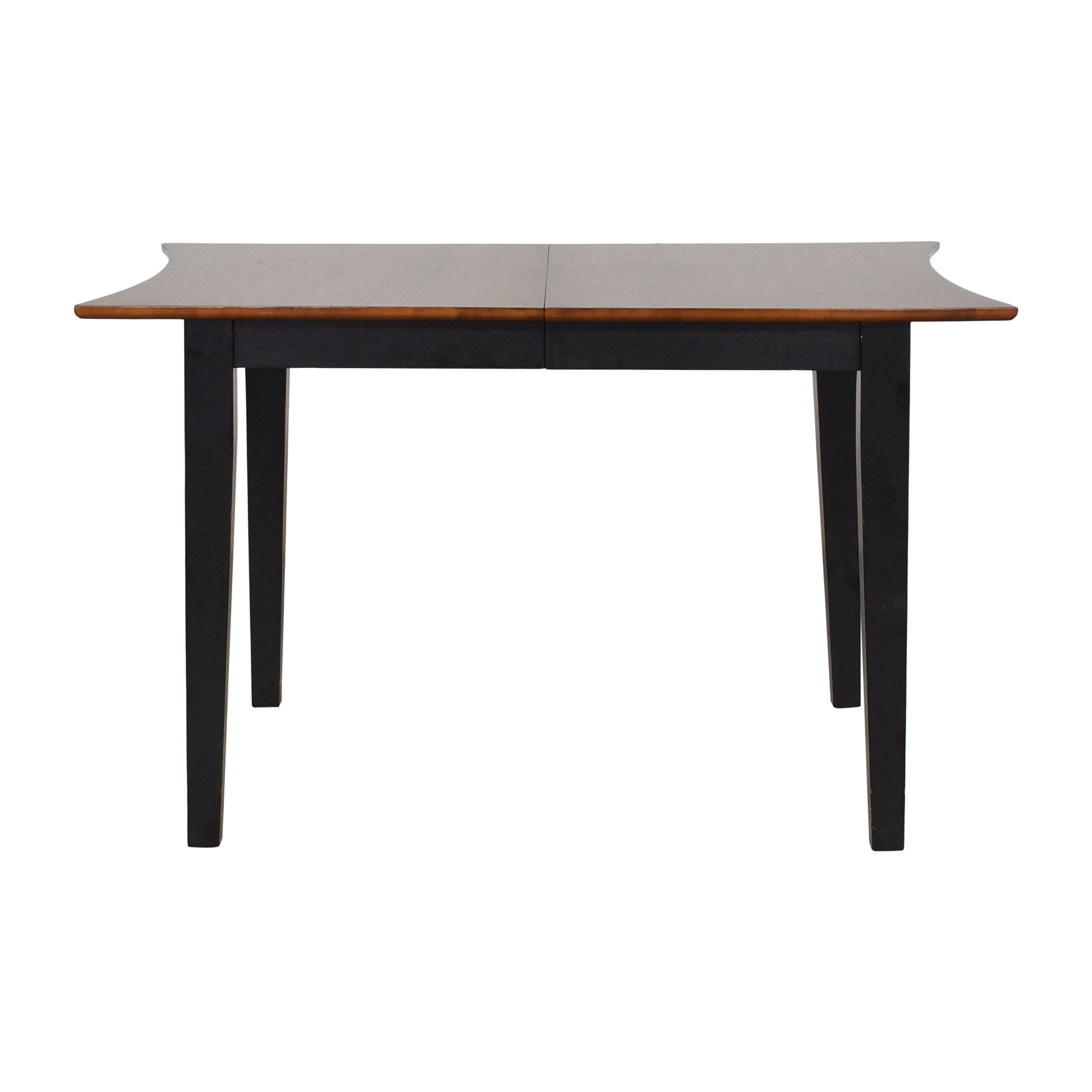 Crate & Barrel Crate & Barrel Extension Dining Table ma