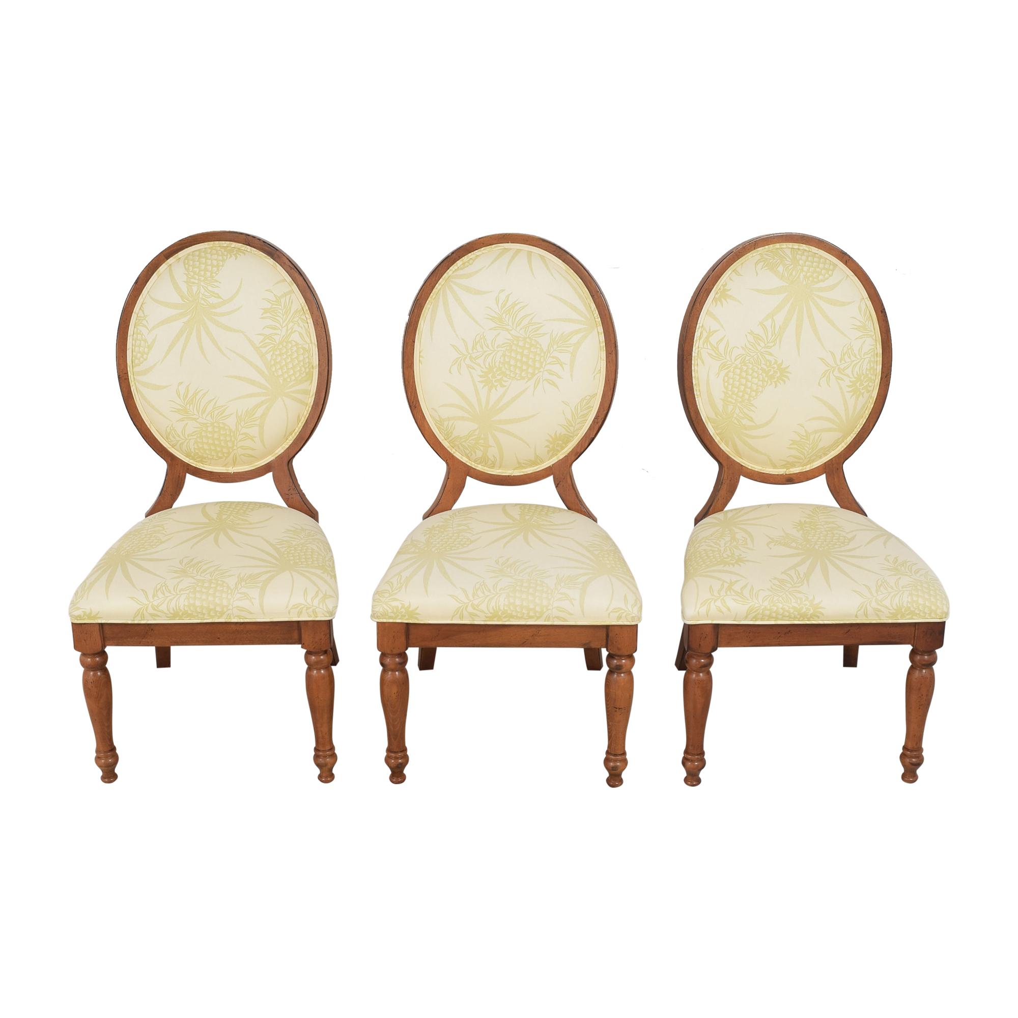 buy Lexington Furniture Oval Back Dining Chairs Lexington Furniture