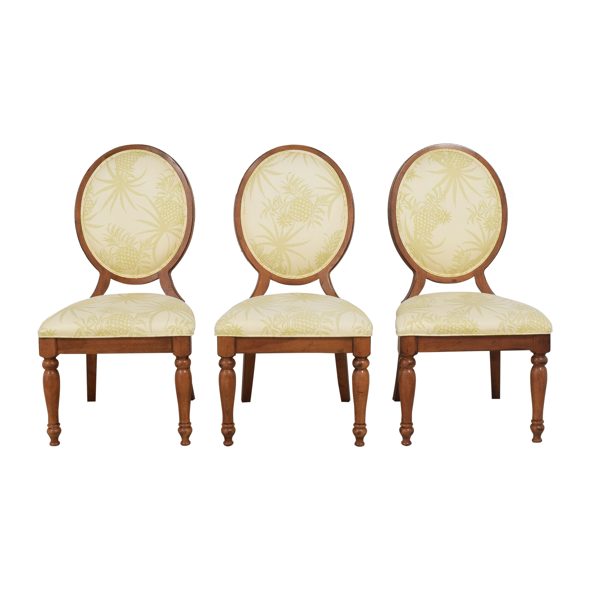 Lexington Furniture Lexington Furniture Oval Back Dining Chairs Dining Chairs