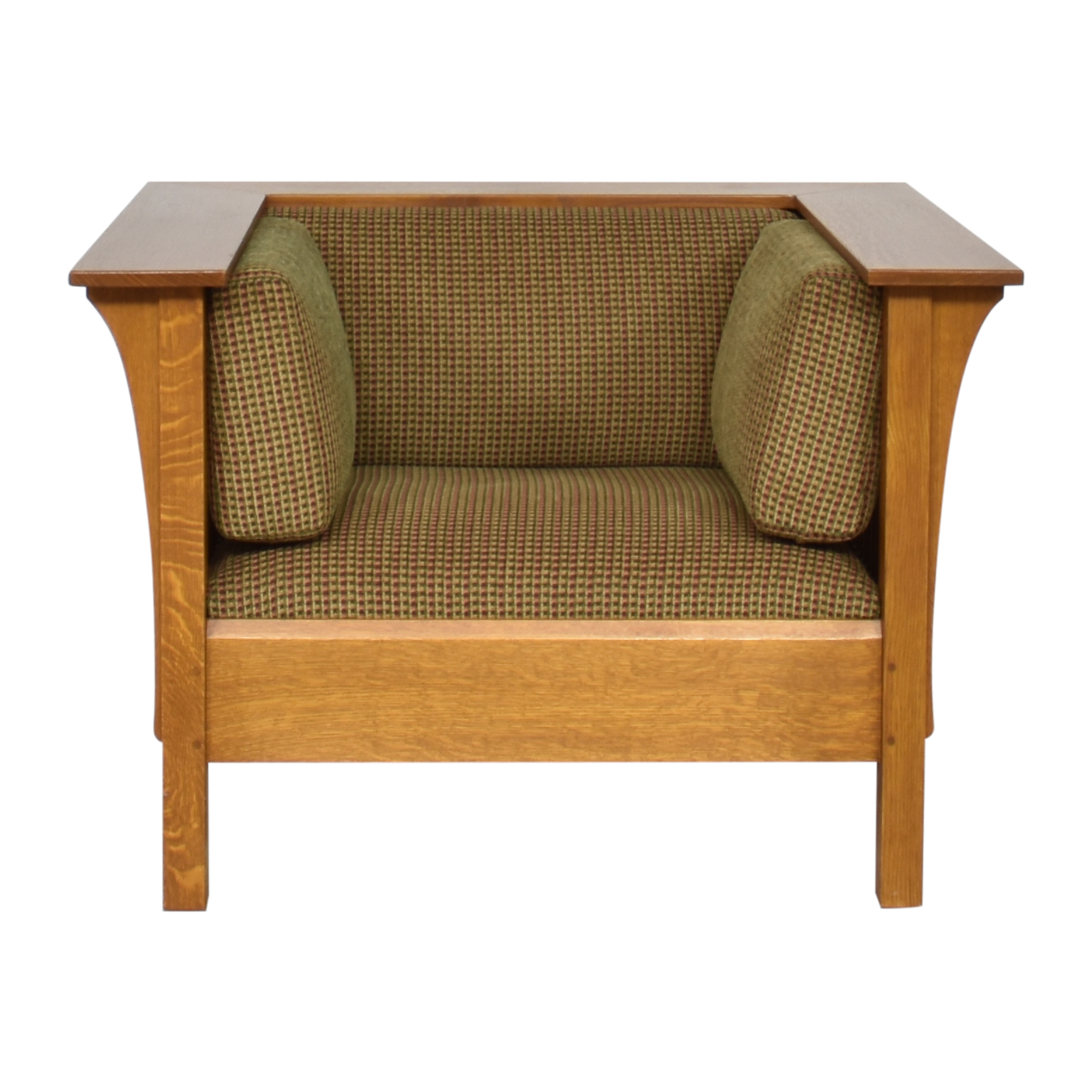 Stickley Mission Prairie Spindle Chair sale