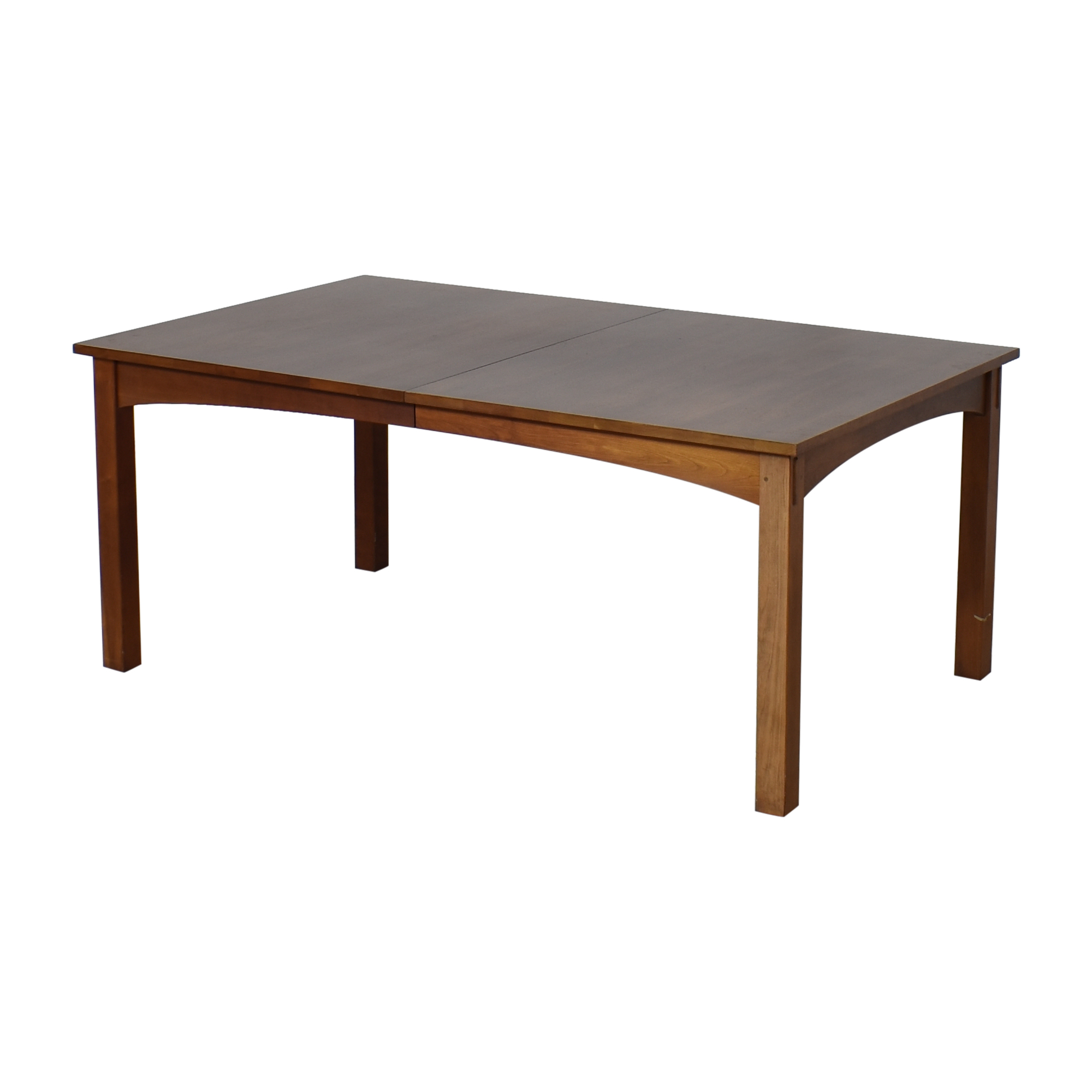 shop Stickley Mission Extendable Dining Table Stickley Furniture