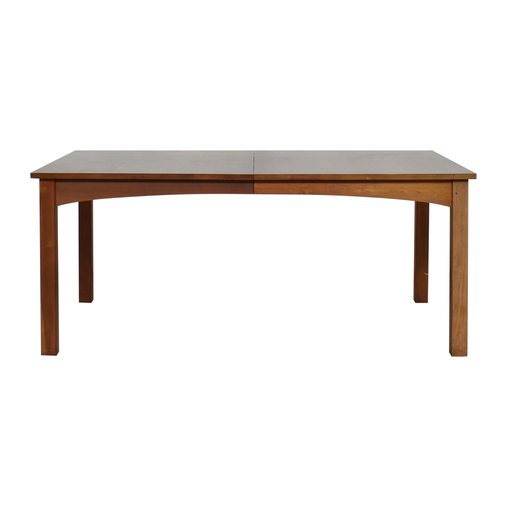 buy Stickley Mission Extendable Dining Table Stickley Furniture Dinner Tables