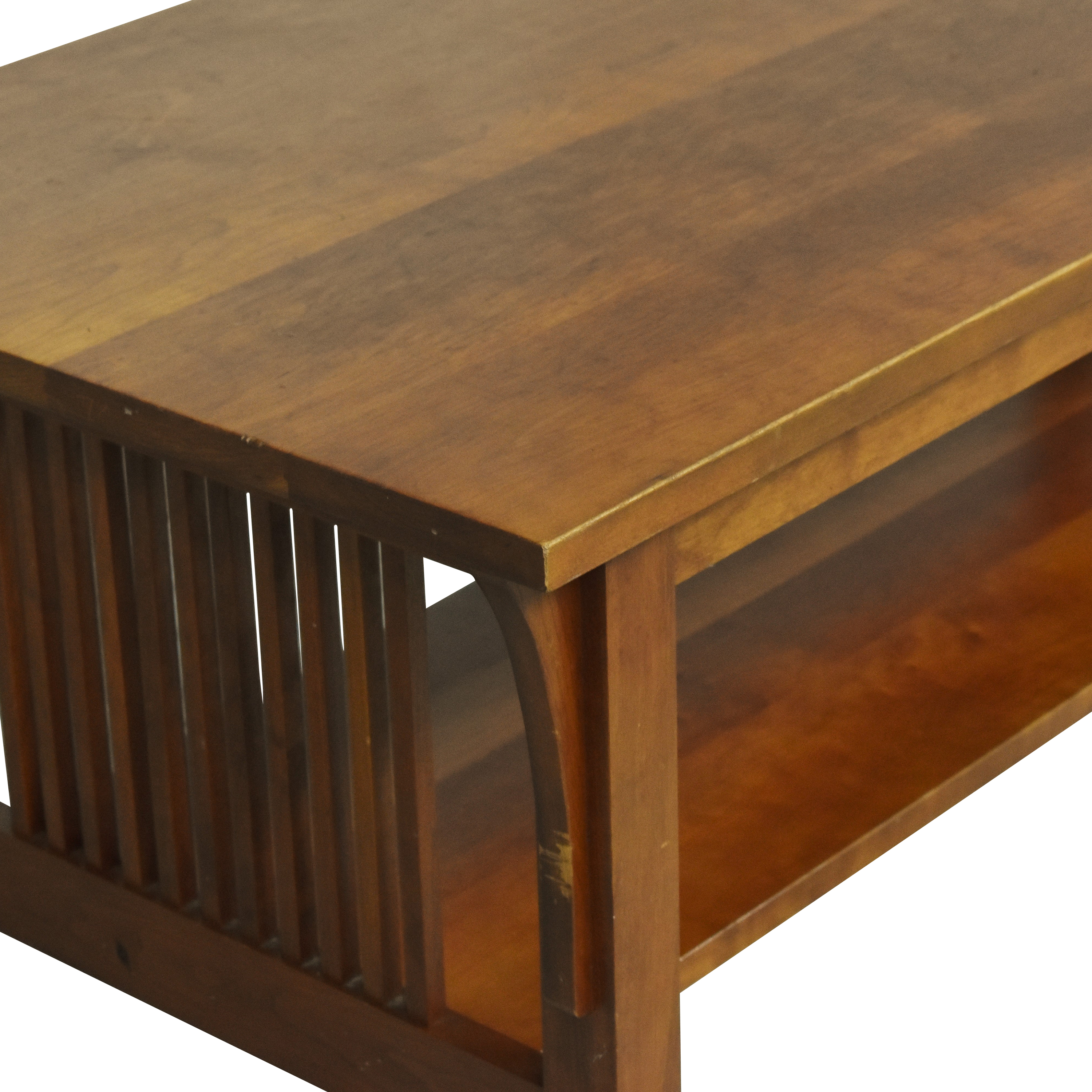 Stickley Furniture Stickley Mission Collection Cocktail Table nj