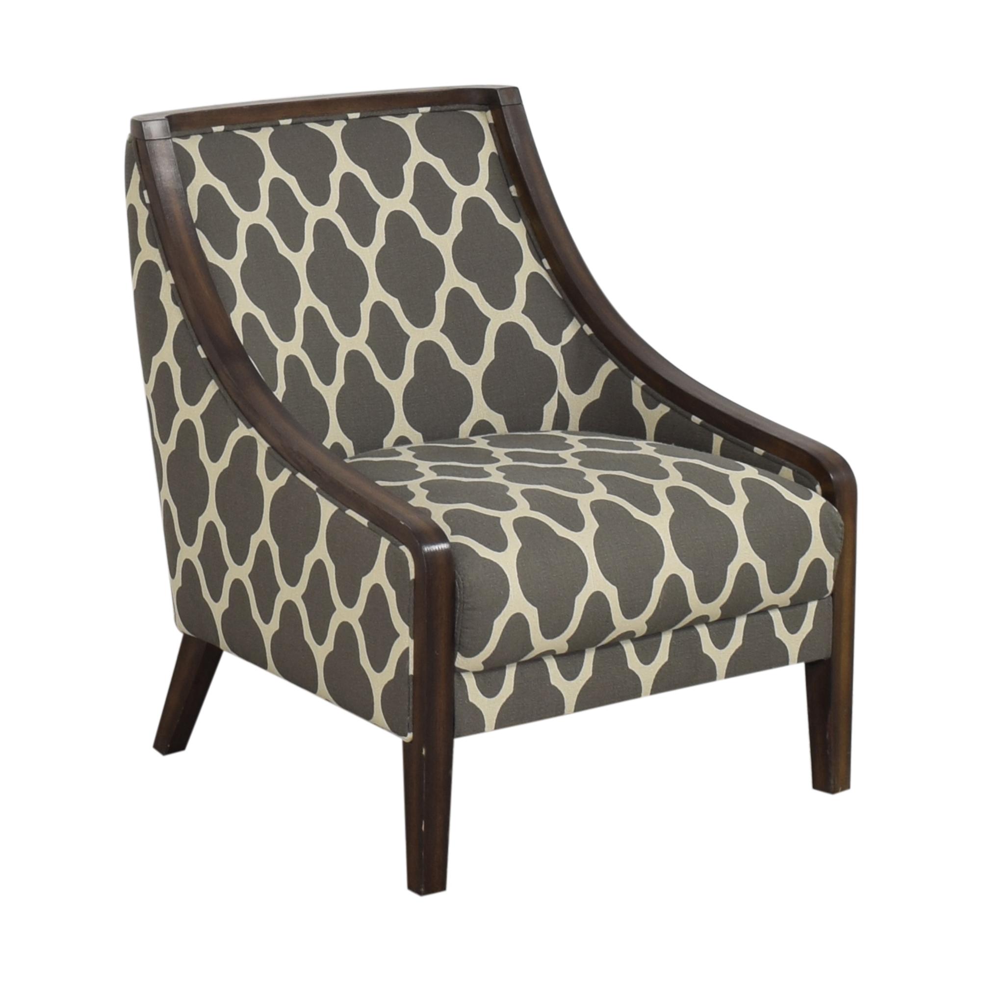 buy Macy's Macy's Quatrefoil Accent Chair online