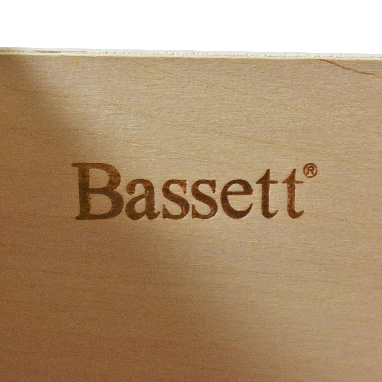 Bassett Furniture Bassett Two Drawer Nightstands ct