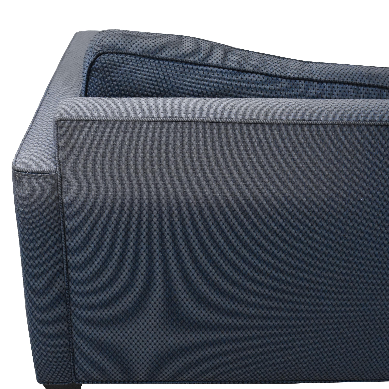 Carlyle Carlyle Track Arm Sleeper Sofa ma