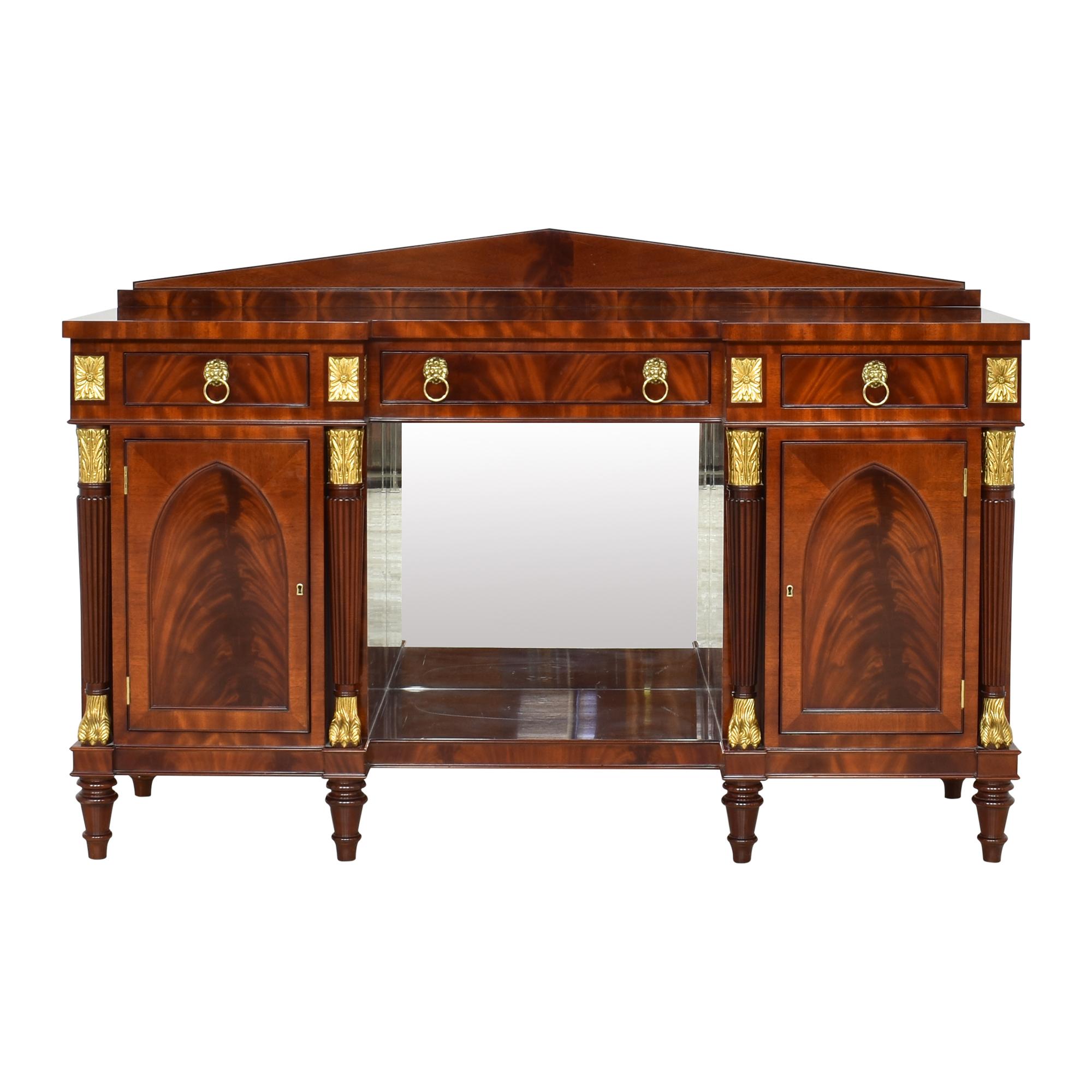 Kindel Winterthur Mirrored Sideboard / Cabinets & Sideboards