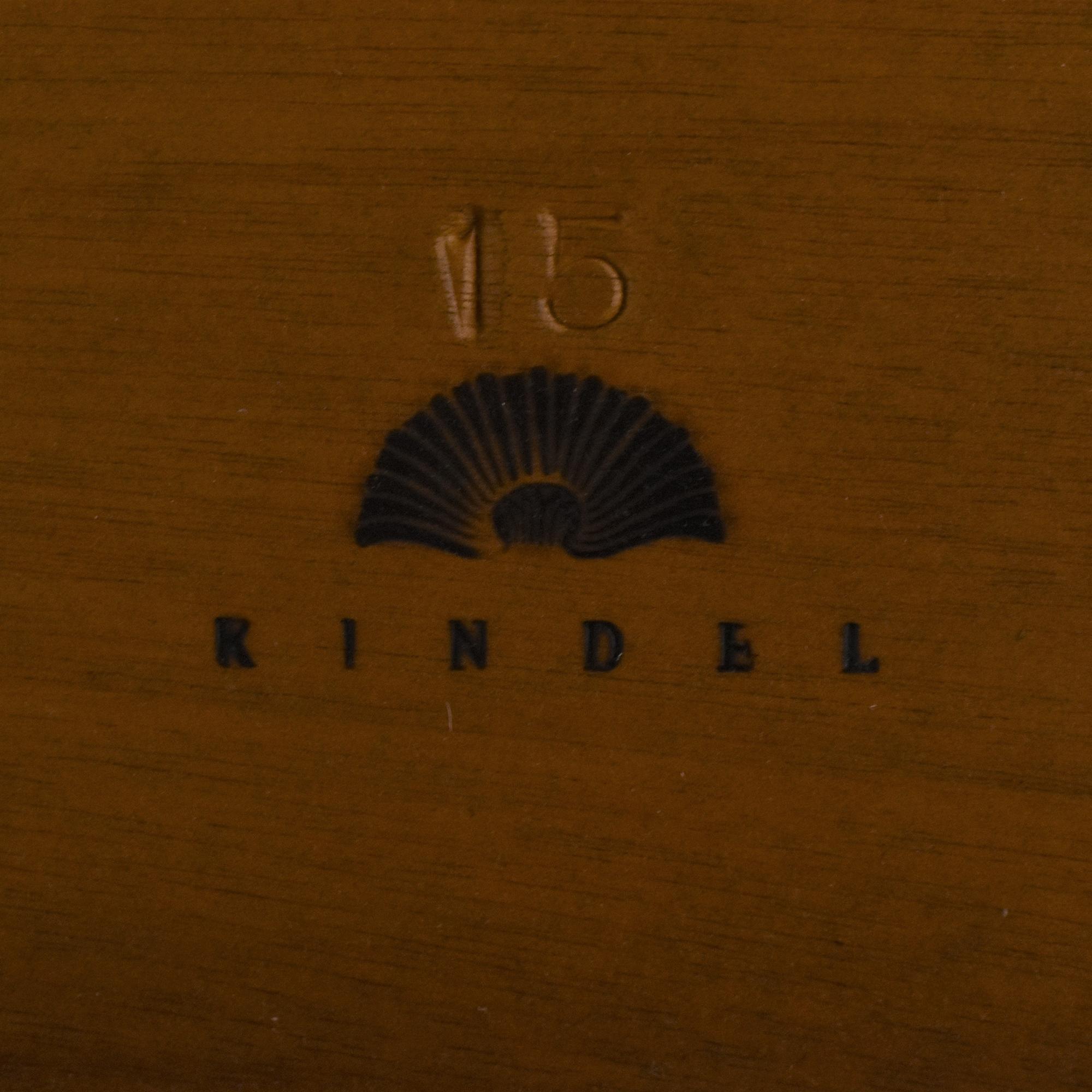 Kindel Extendable Double Pedestal Dining Table Kindel