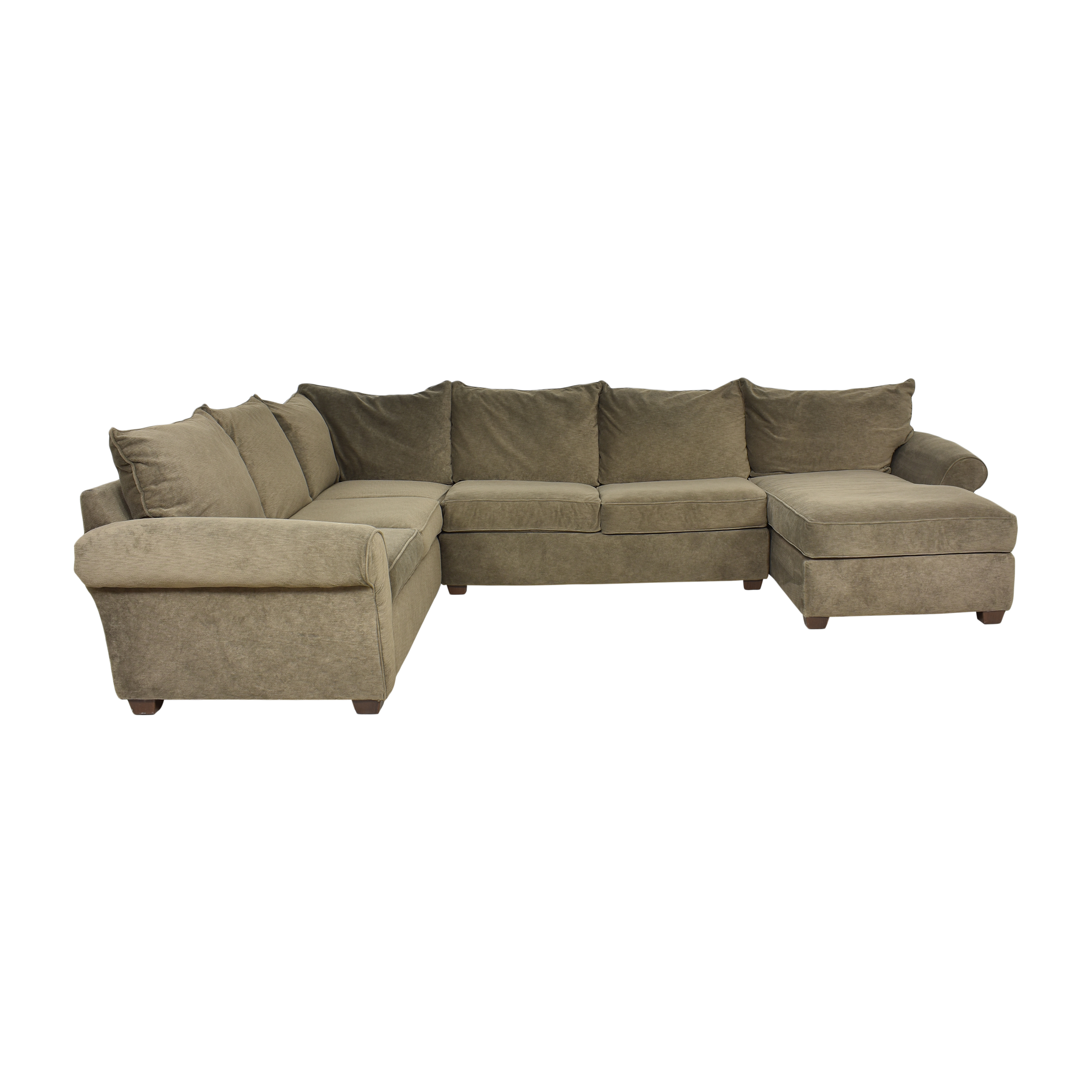 Alan White Alan White U Shaped Sectional with Chaise price