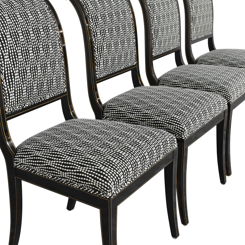 Kindel Kindel Upholstered Dining Side Chairs pa