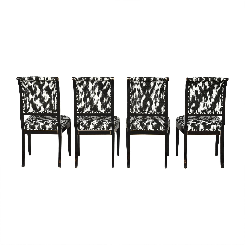 Kindel Kindel Upholstered Dining Side Chairs used
