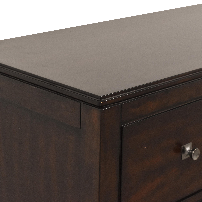 shop Bassett Furniture Bassett Furniture Cosmopolitan Nine Drawer Dresser online