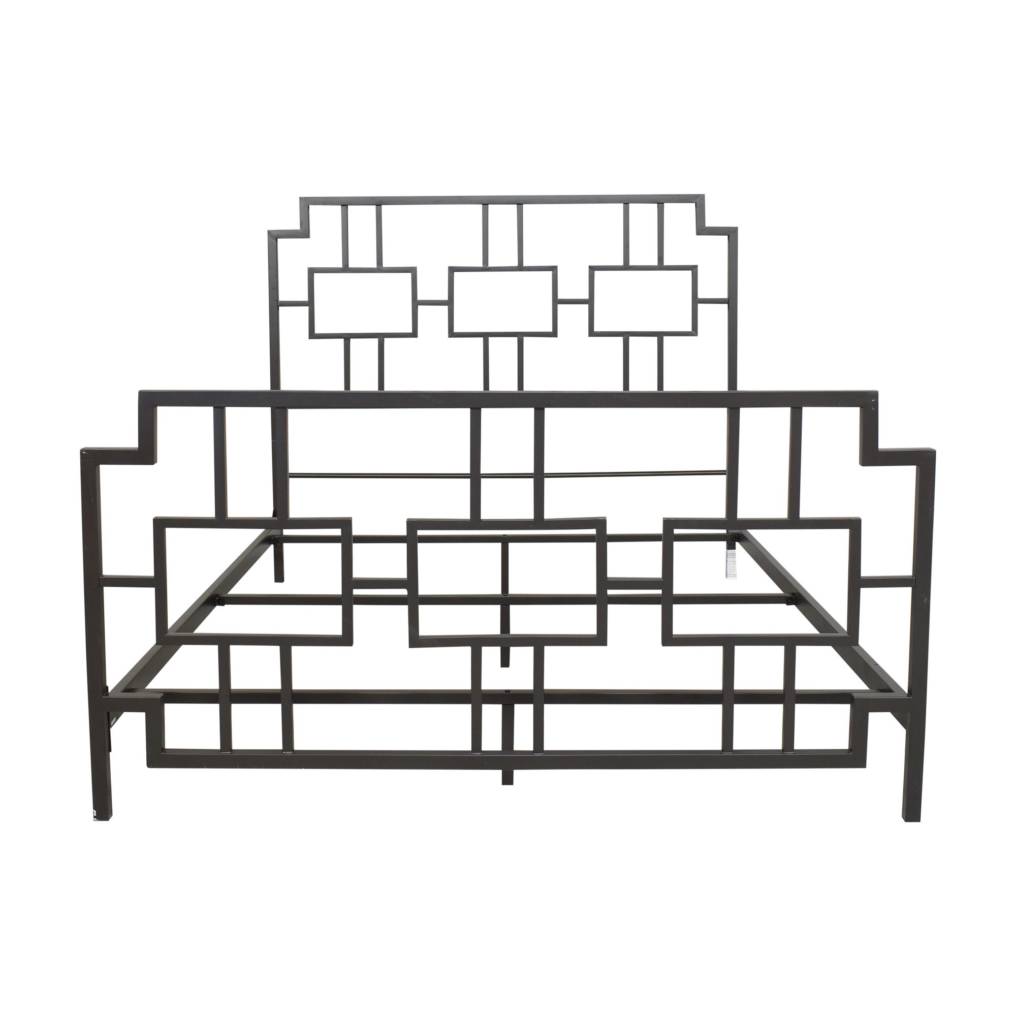 Wayfair Wayfair Geometric Queen Bed for sale