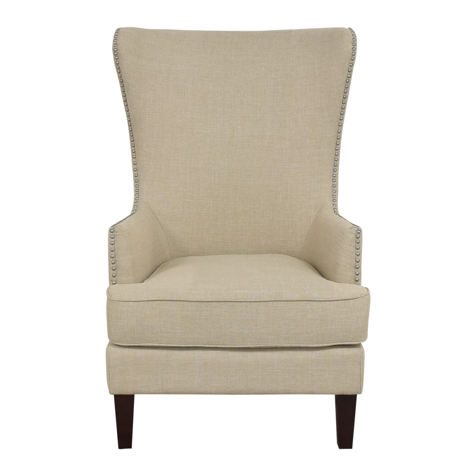Wing Back Accent Chair price