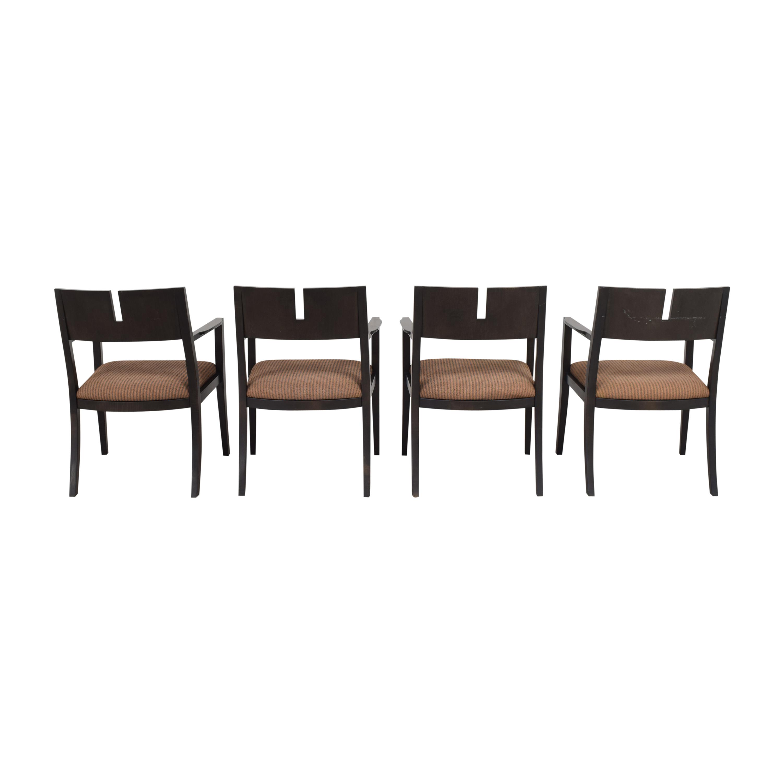 Martin Brattrud Upholstered Dining Chairs Martin Brattrud