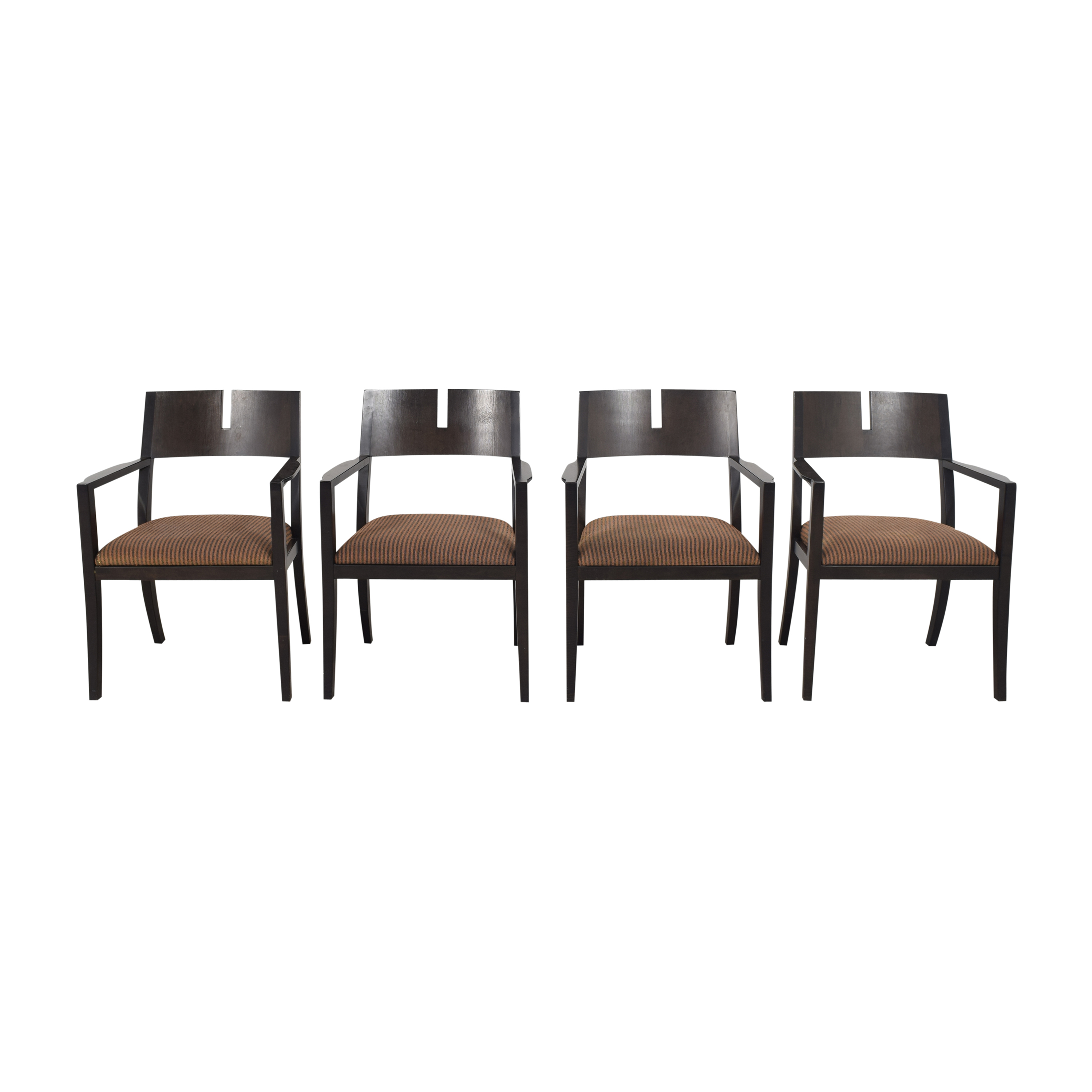 Martin Brattrud Martin Brattrud Upholstered Dining Chairs used