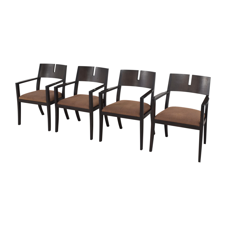 Martin Brattrud Martin Brattrud Upholstered Dining Chairs nj