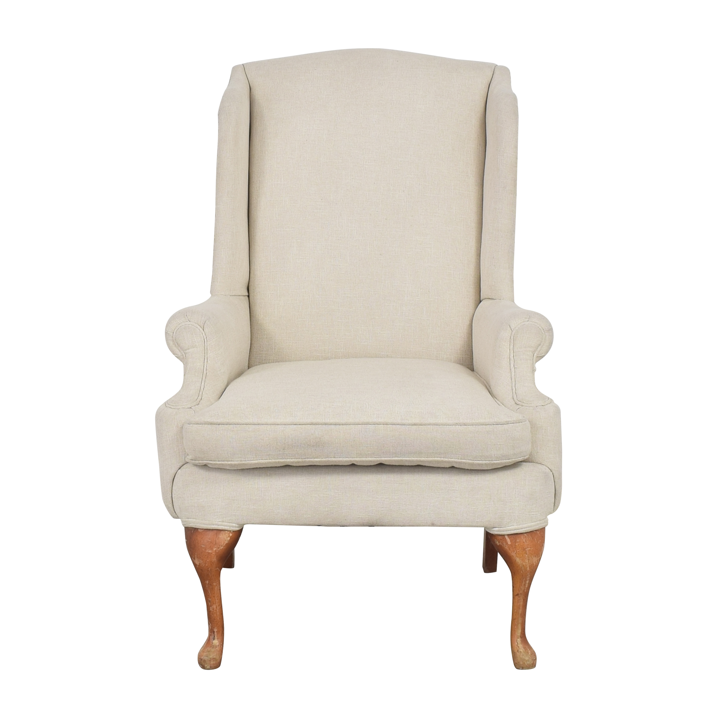 shop Patina Wing Back Arm Chair Patina Accent Chairs