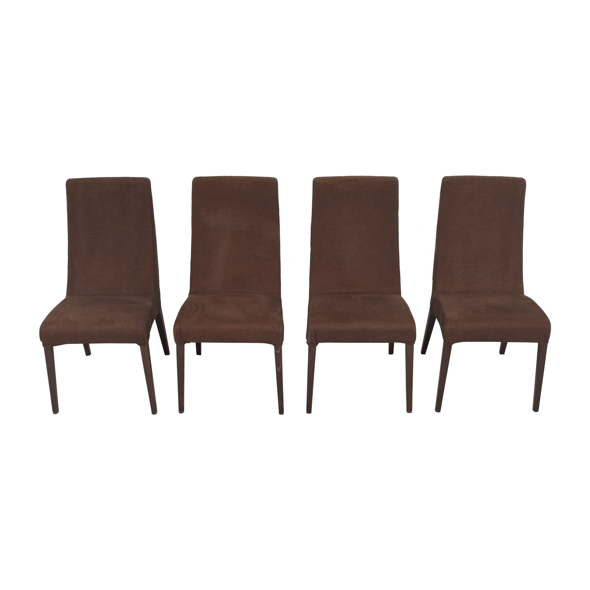 Calligaris Calligaris Upholstered Dining Chairs second hand