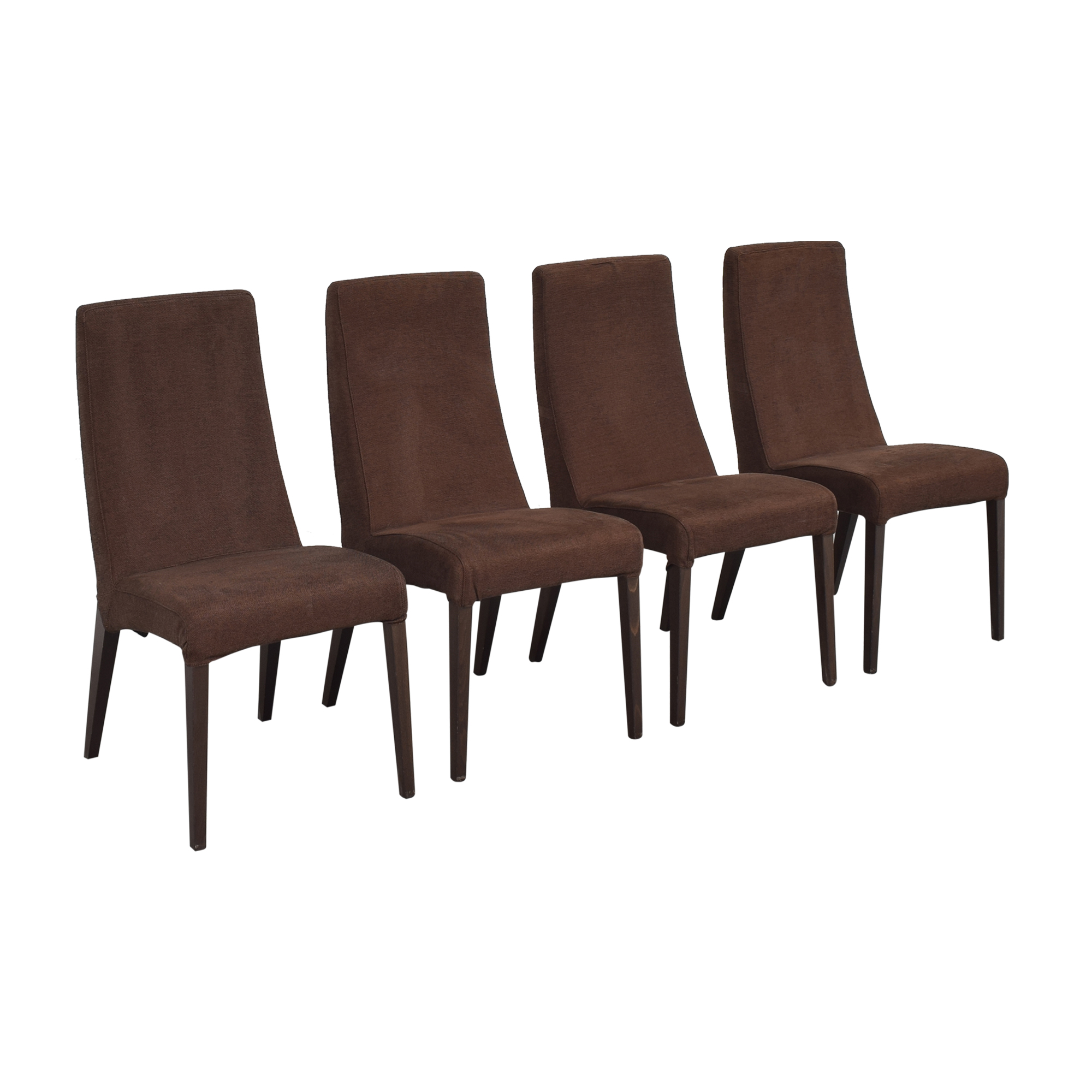 Calligaris Calligaris Upholstered Dining Chairs used
