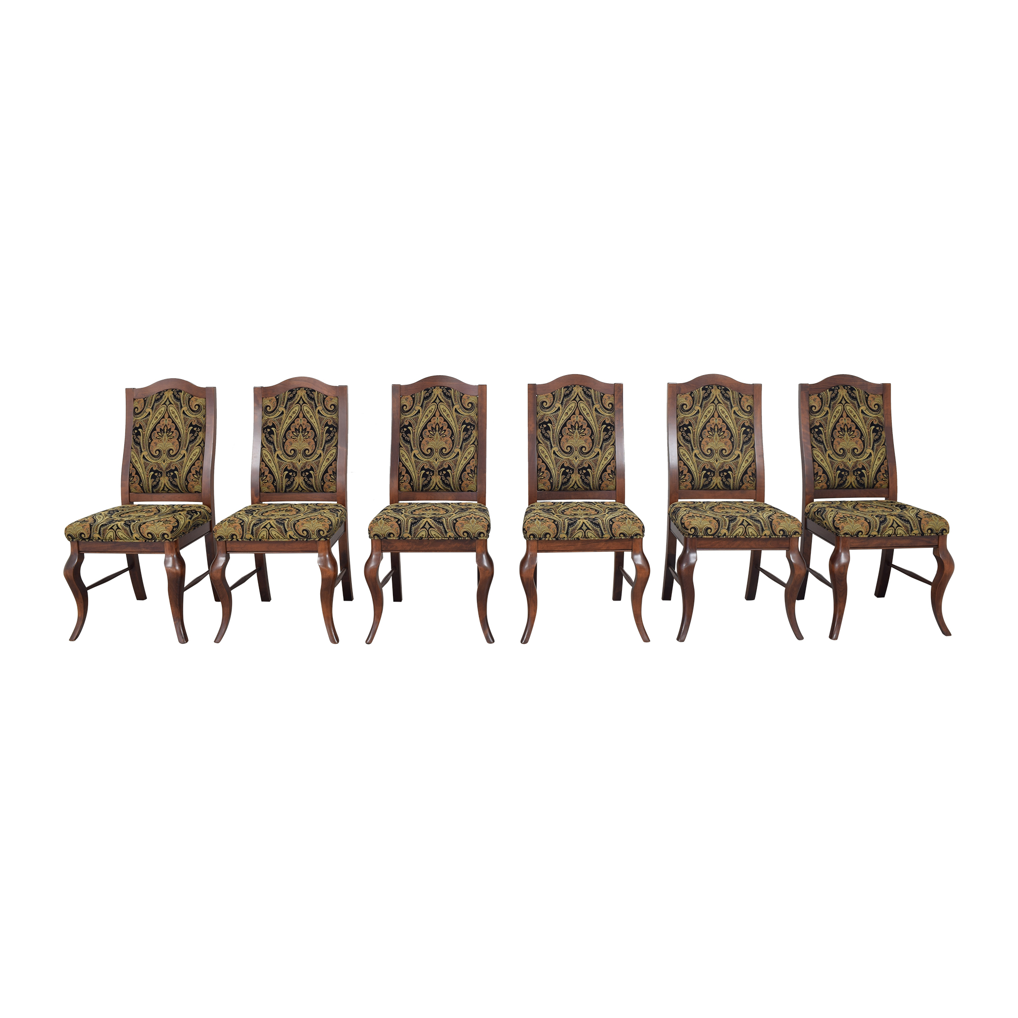 shop Palettes by Winesburg Paisley Upholstered Dining Chairs Palettes by Winesburg Dining Chairs