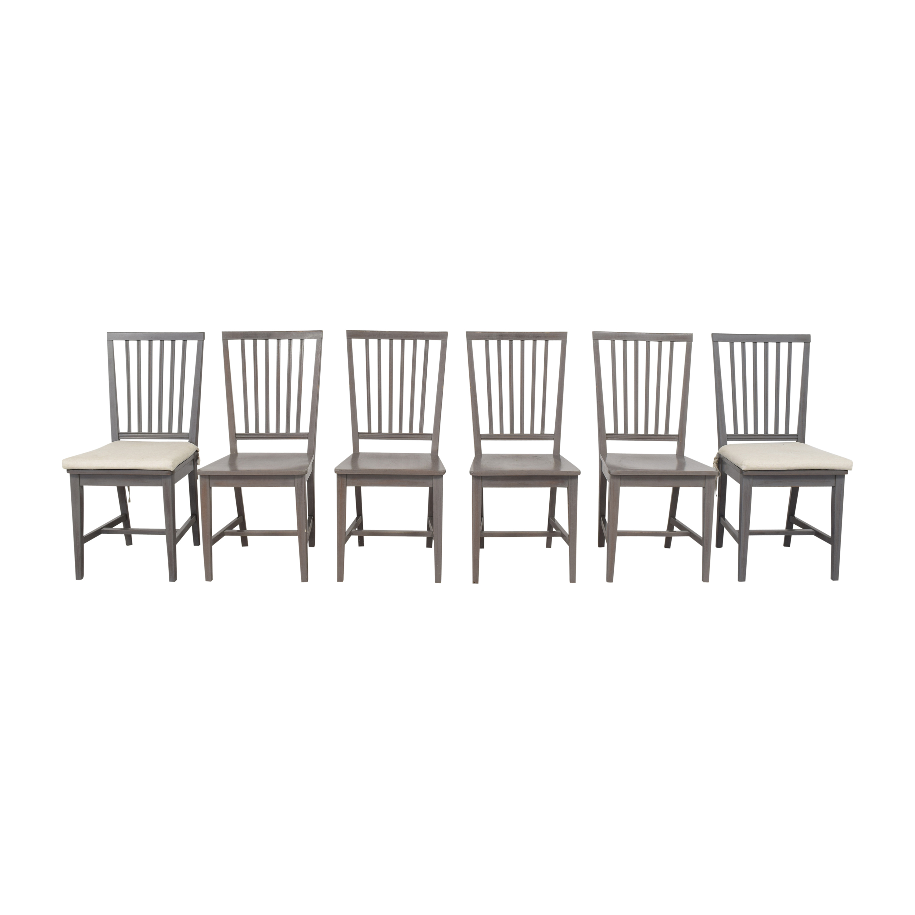 Crate & Barrel Crate & Barrel Village Dining Chairs