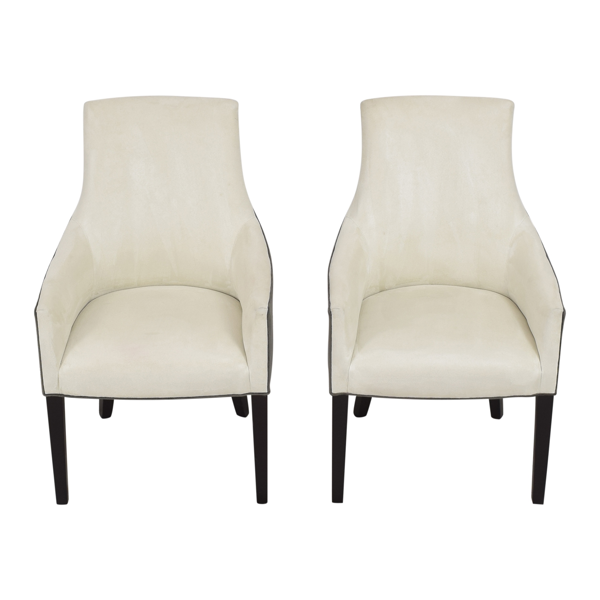 Mitchell Gold + Bob Williams Mitchell Gold + Bob Williams Ada Dining Arm Chairs Dining Chairs