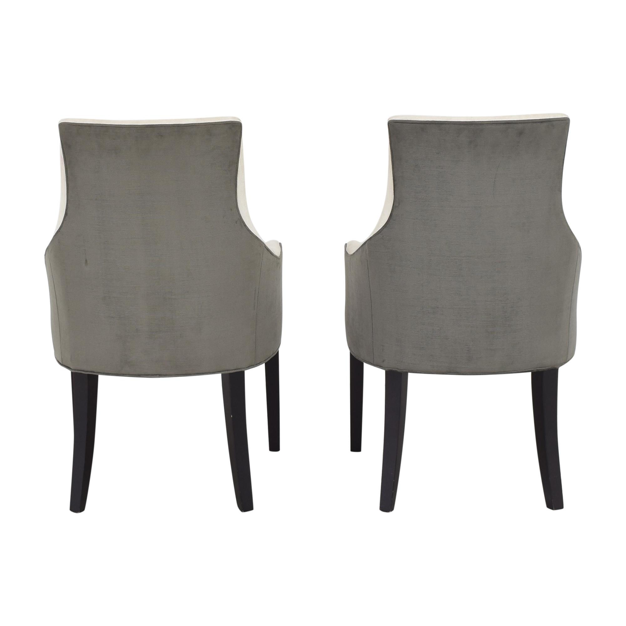 shop Mitchell Gold + Bob Williams Mitchell Gold + Bob Williams Ada Dining Arm Chairs online