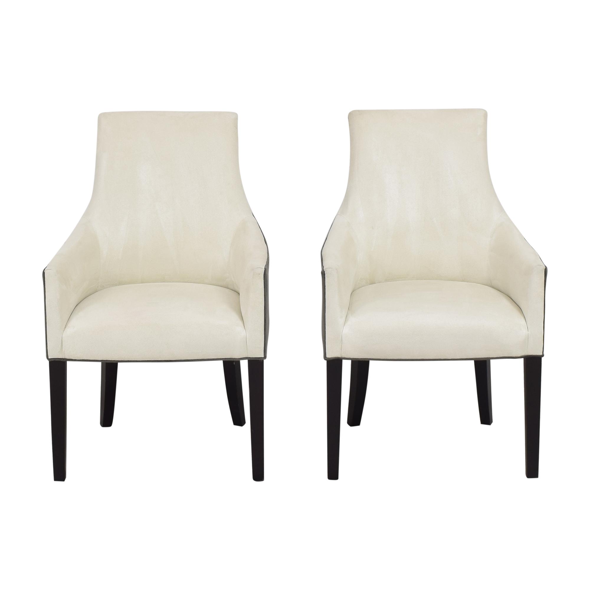 buy Mitchell Gold + Bob Williams Ada Dining Arm Chairs Mitchell Gold + Bob Williams Chairs