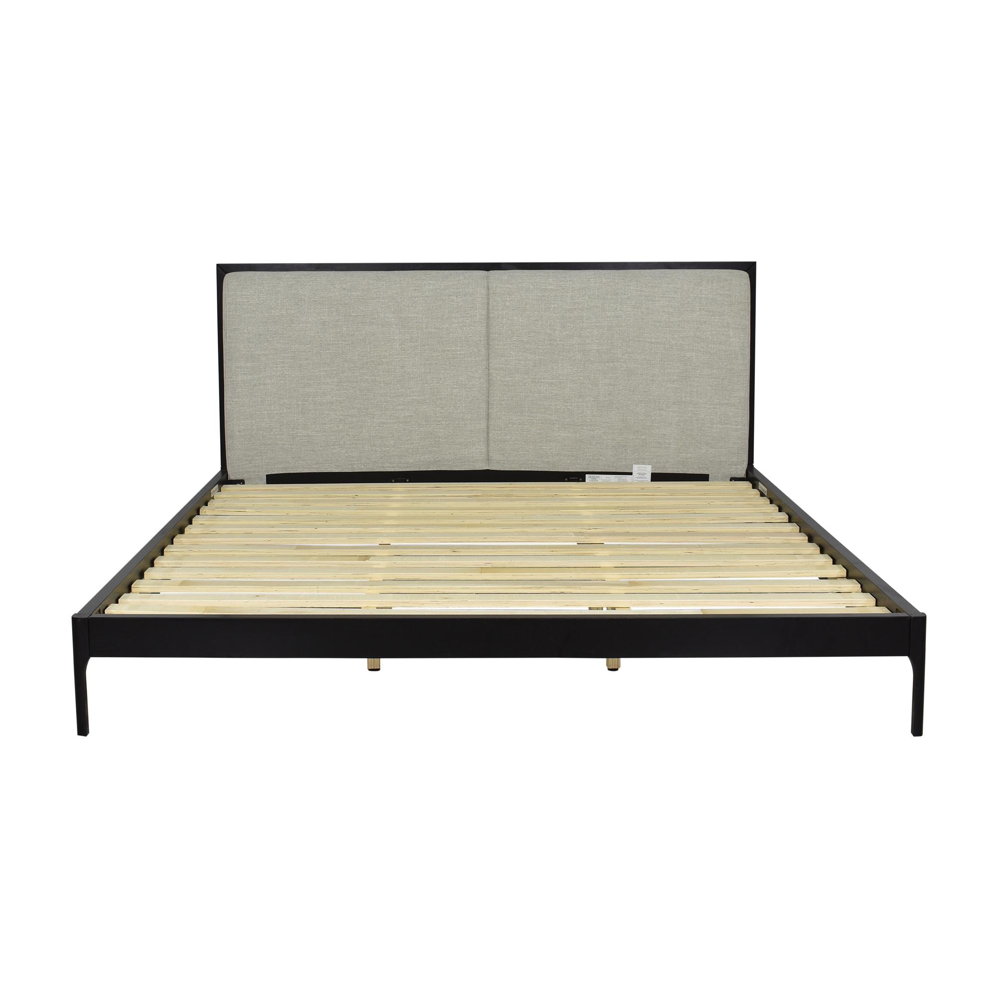 AllModern AllModern Aliasgar King Platform Bed dimensions