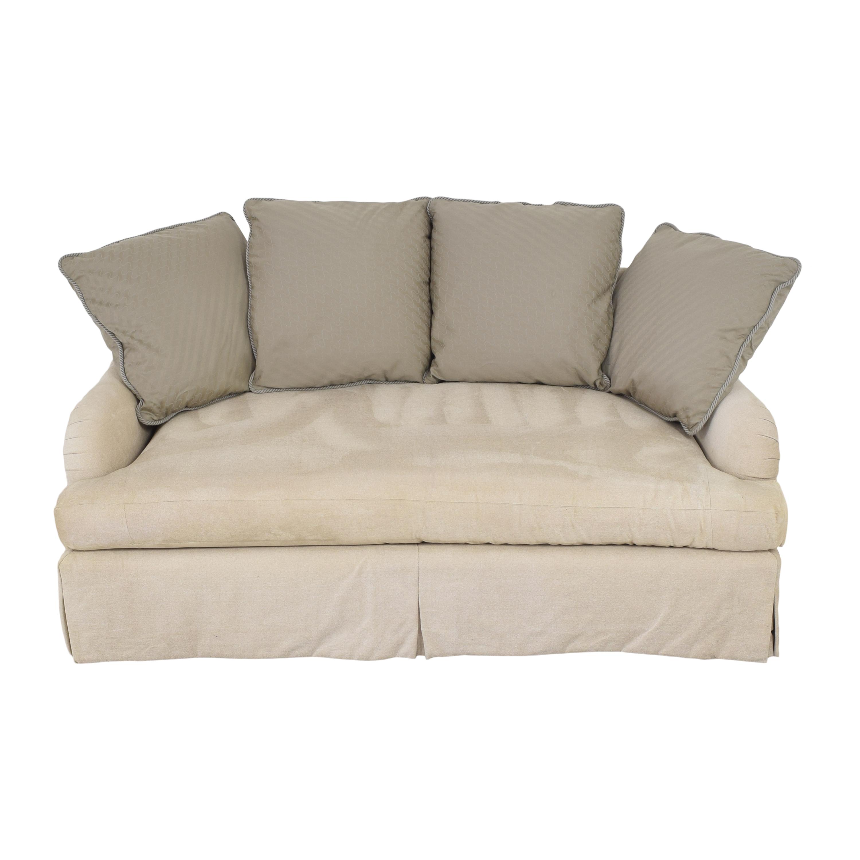 Kisabeth English Roll Arm Sofa sale