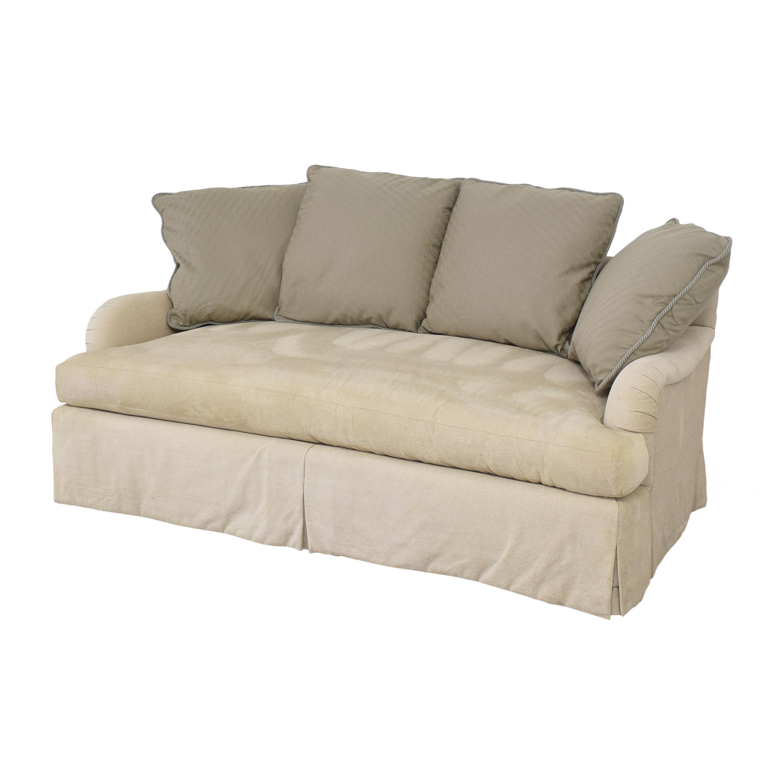Kisabeth Kisabeth English Roll Arm Sofa Sofas