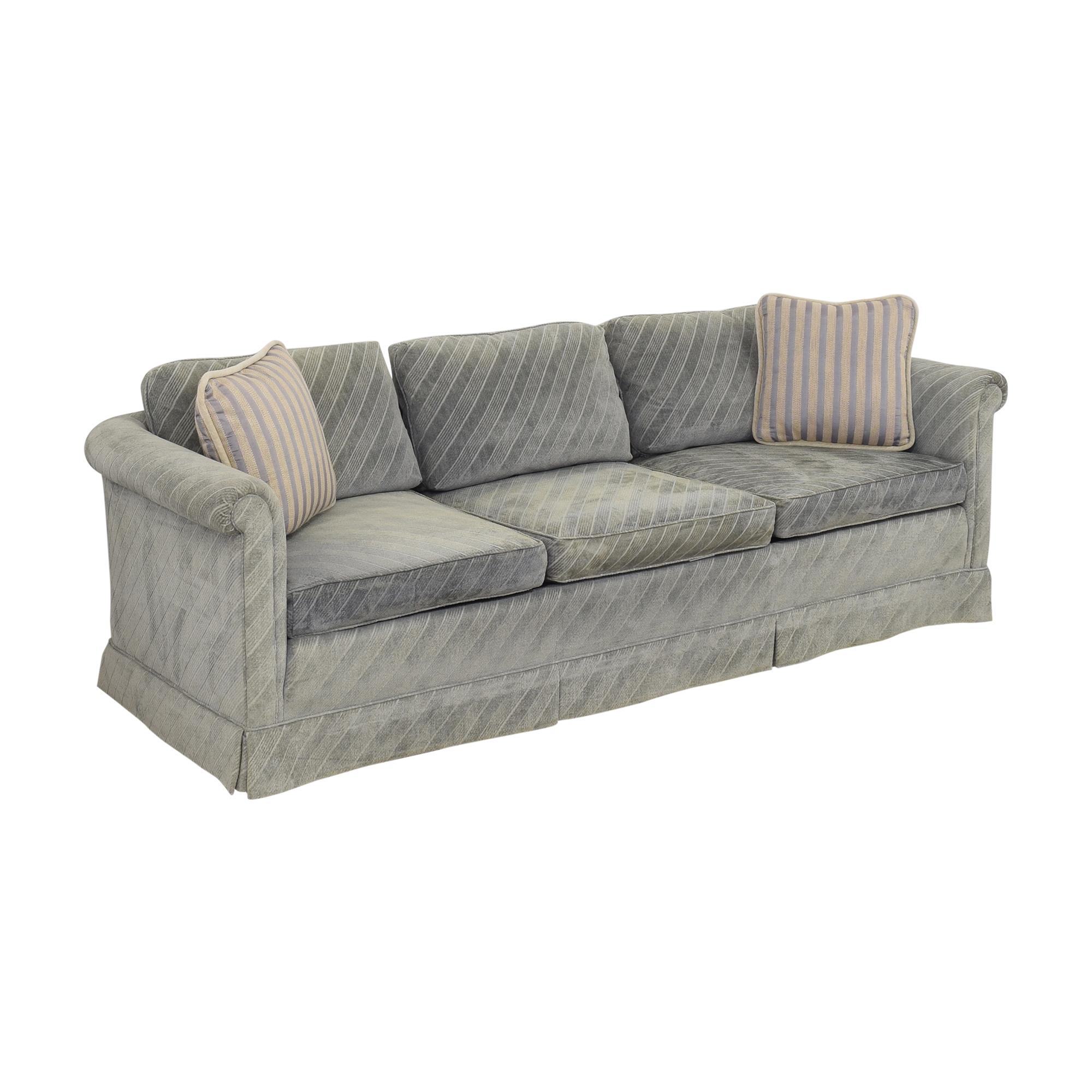 Baker Furniture Historic Charleston Roll Arm Sofa / Sofas