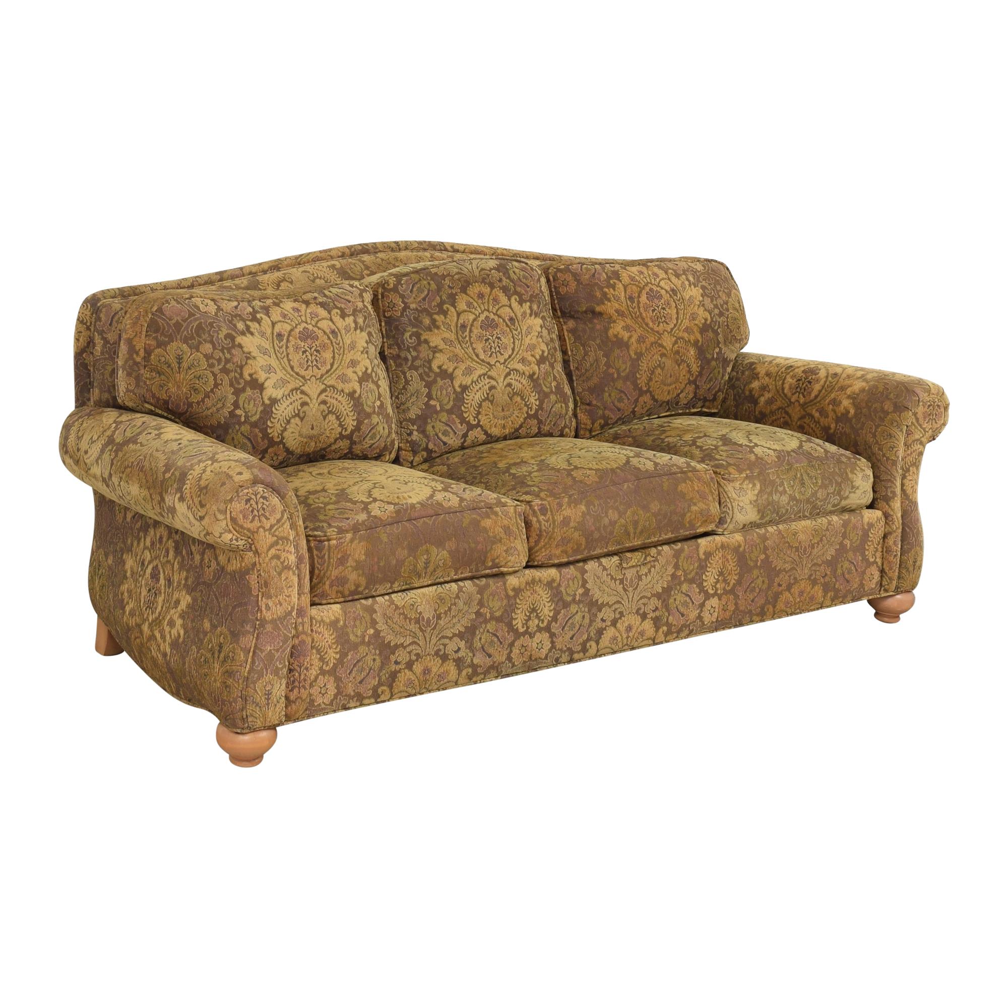 buy Ethan Allen Camel Back Sofa Ethan Allen