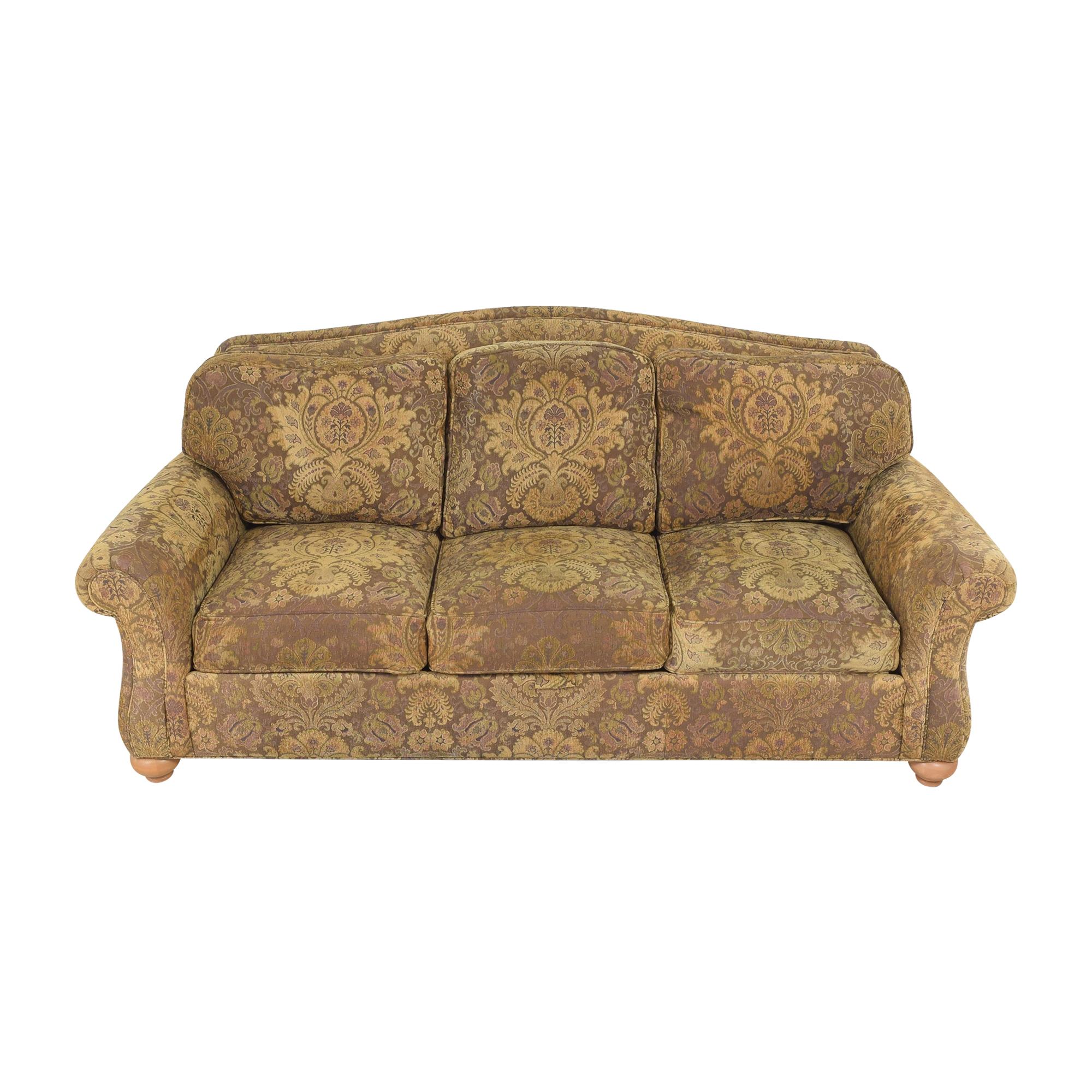 Ethan Allen Ethan Allen Camel Back Sofa price