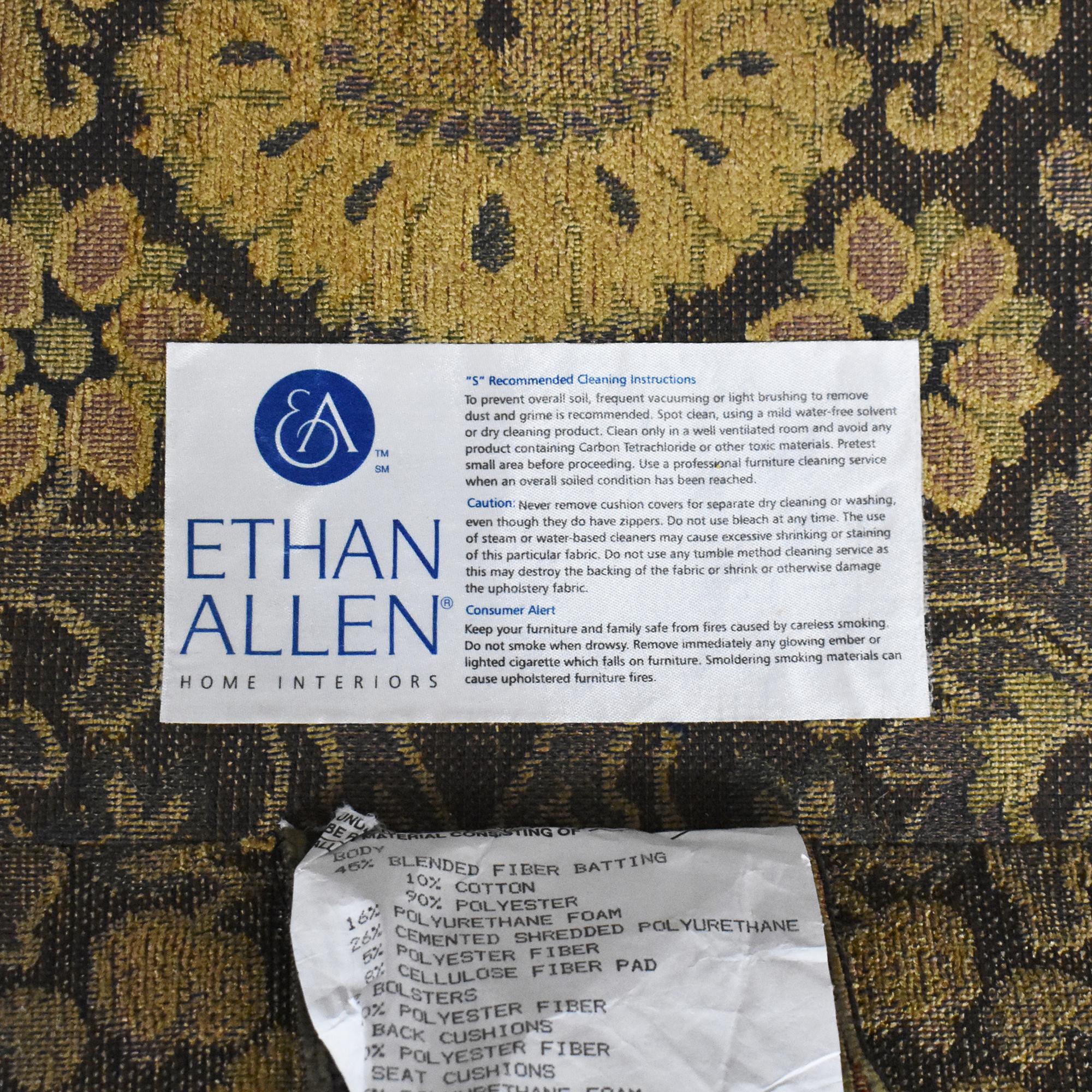 Ethan Allen Ethan Allen Camel Back Sofa for sale