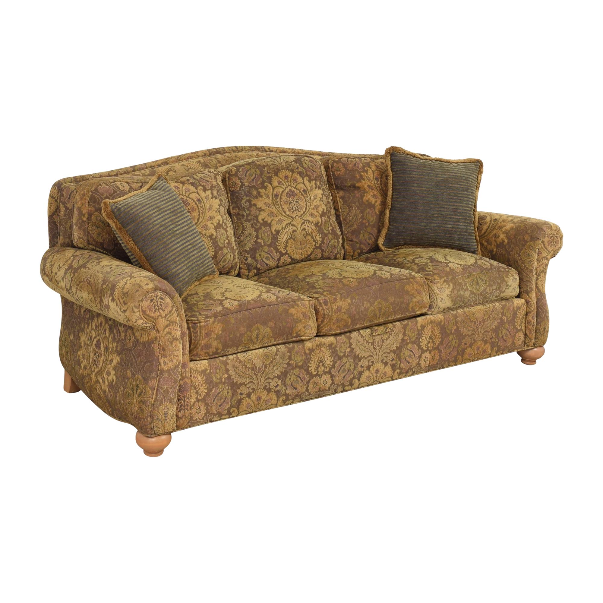 Ethan Allen Ethan Allen Camel Back Sofa ma