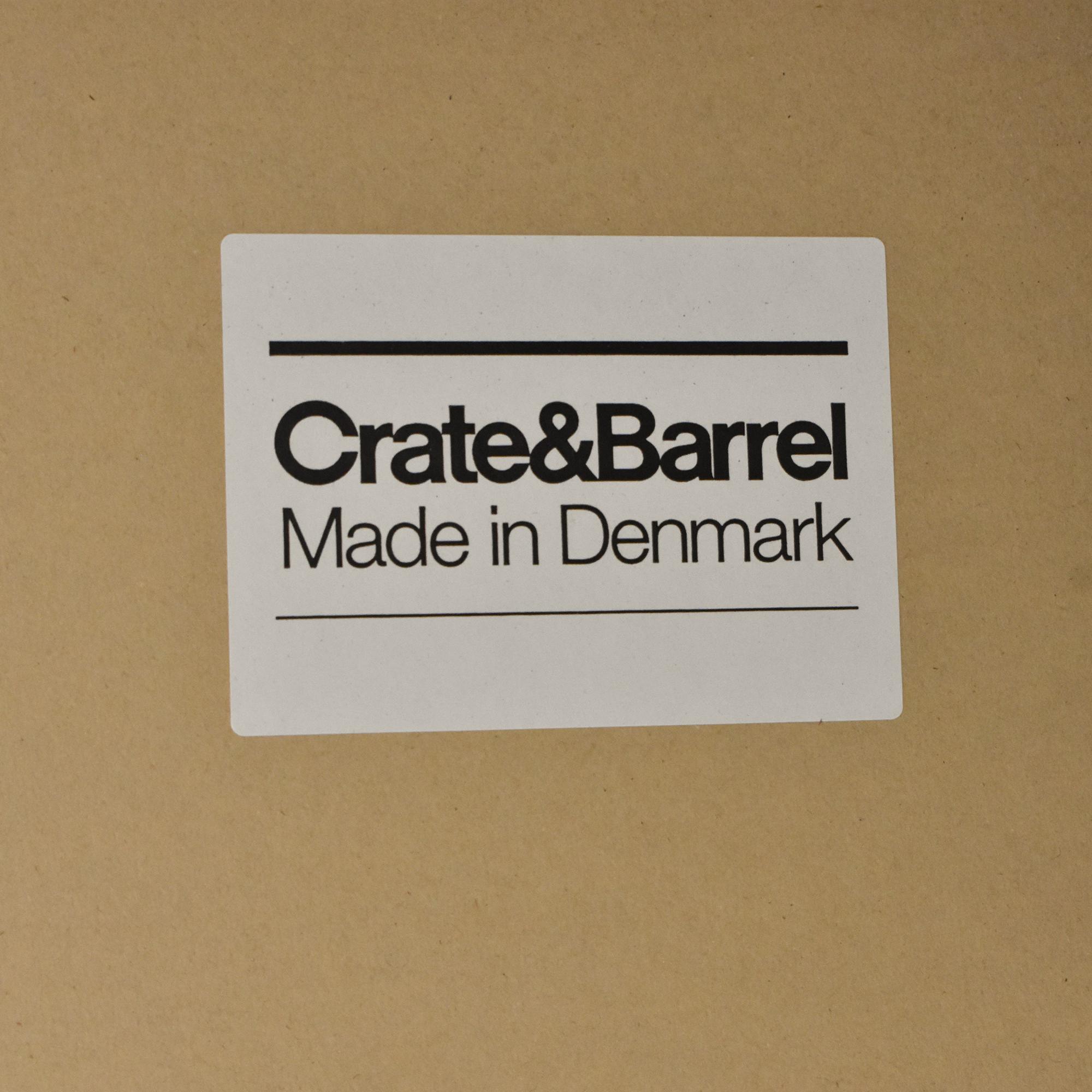 buy Crate & Barrel Small Sideboard Crate & Barrel Storage