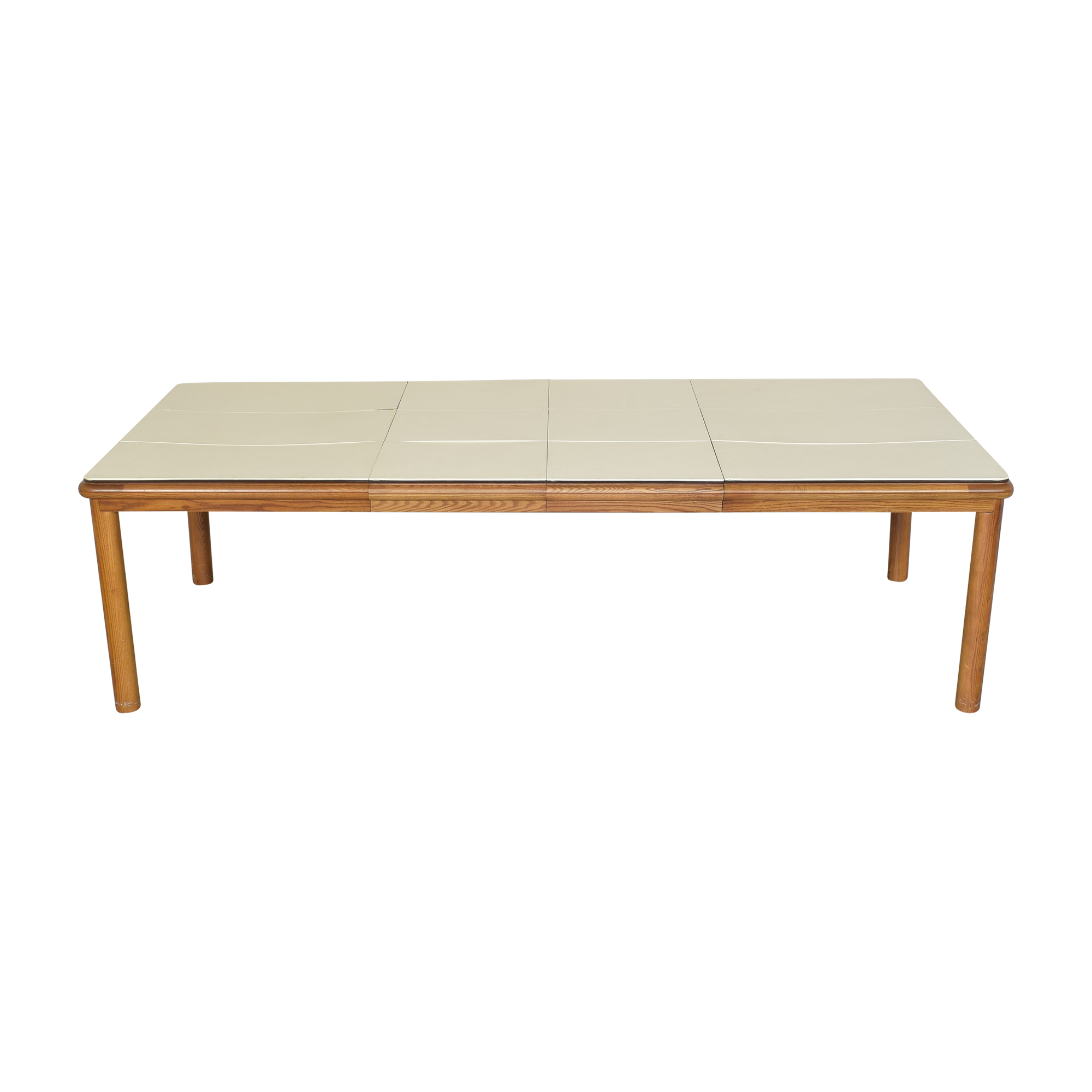 Thomasville Thomasville Extendable Dining Table Brown