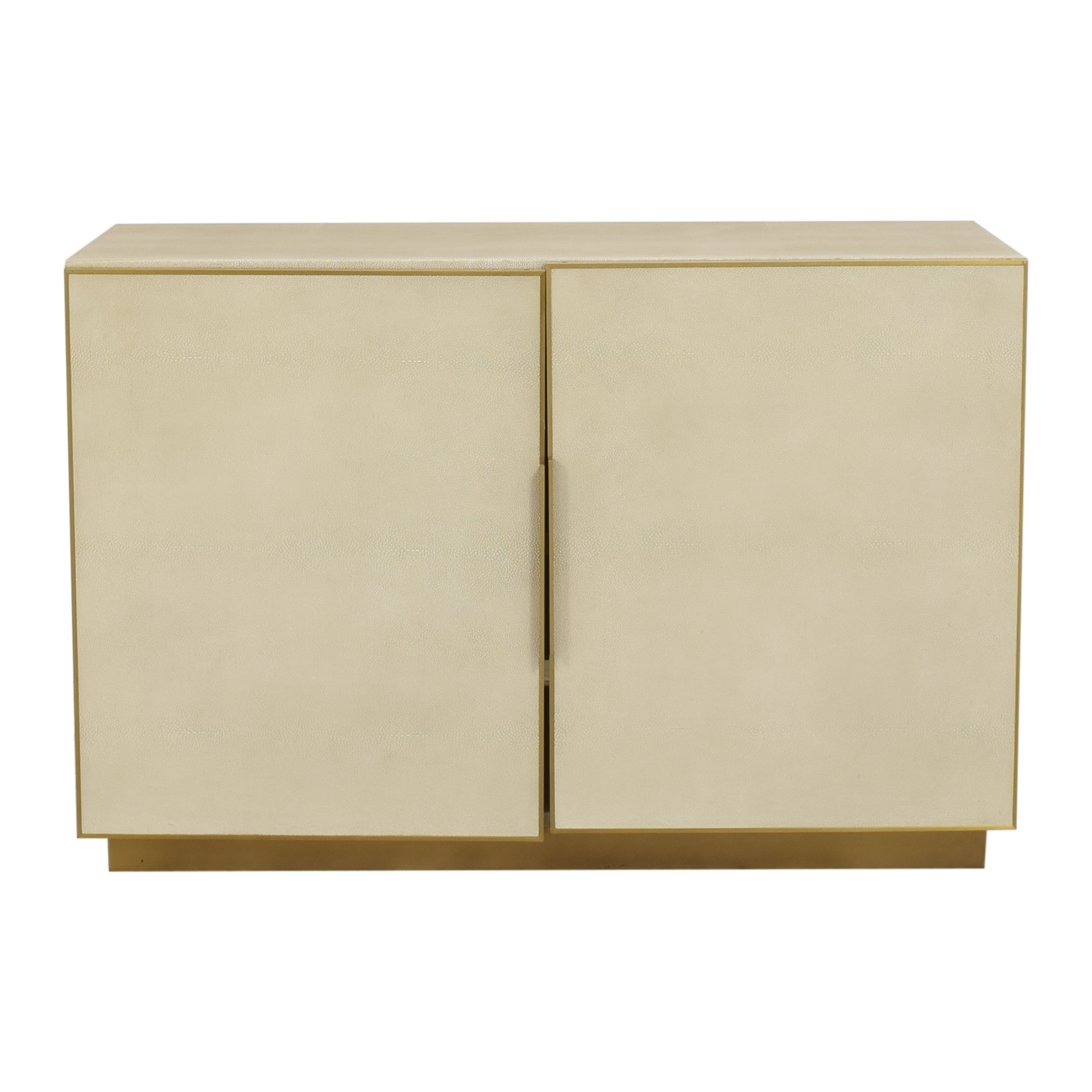 Restoration Hardware Restoration Hardware Cela Panel Double Door Sideboard Cabinets & Sideboards
