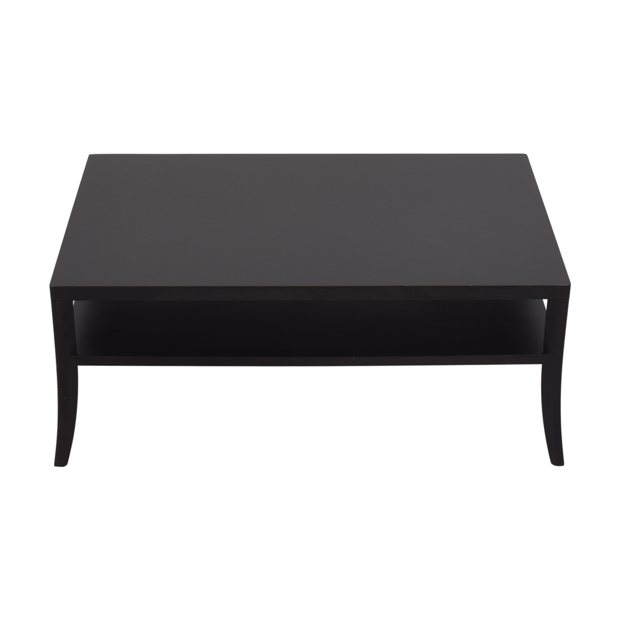 Baronet Baronet Two Tier Coffee Table dimensions