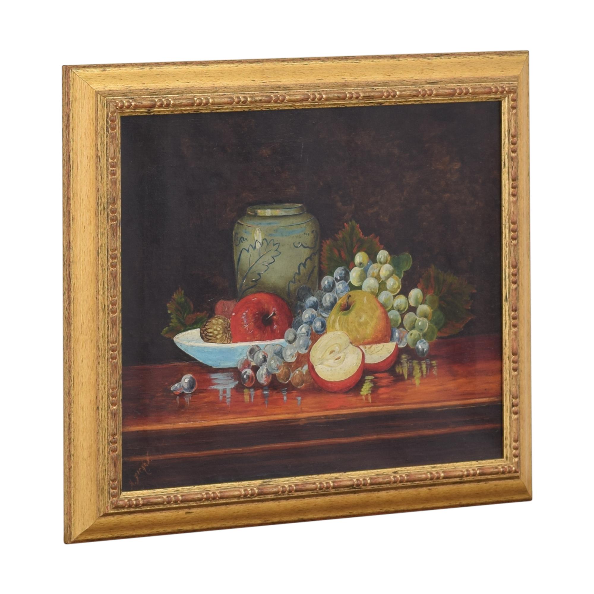 shop Fruit Still Life Wall Art