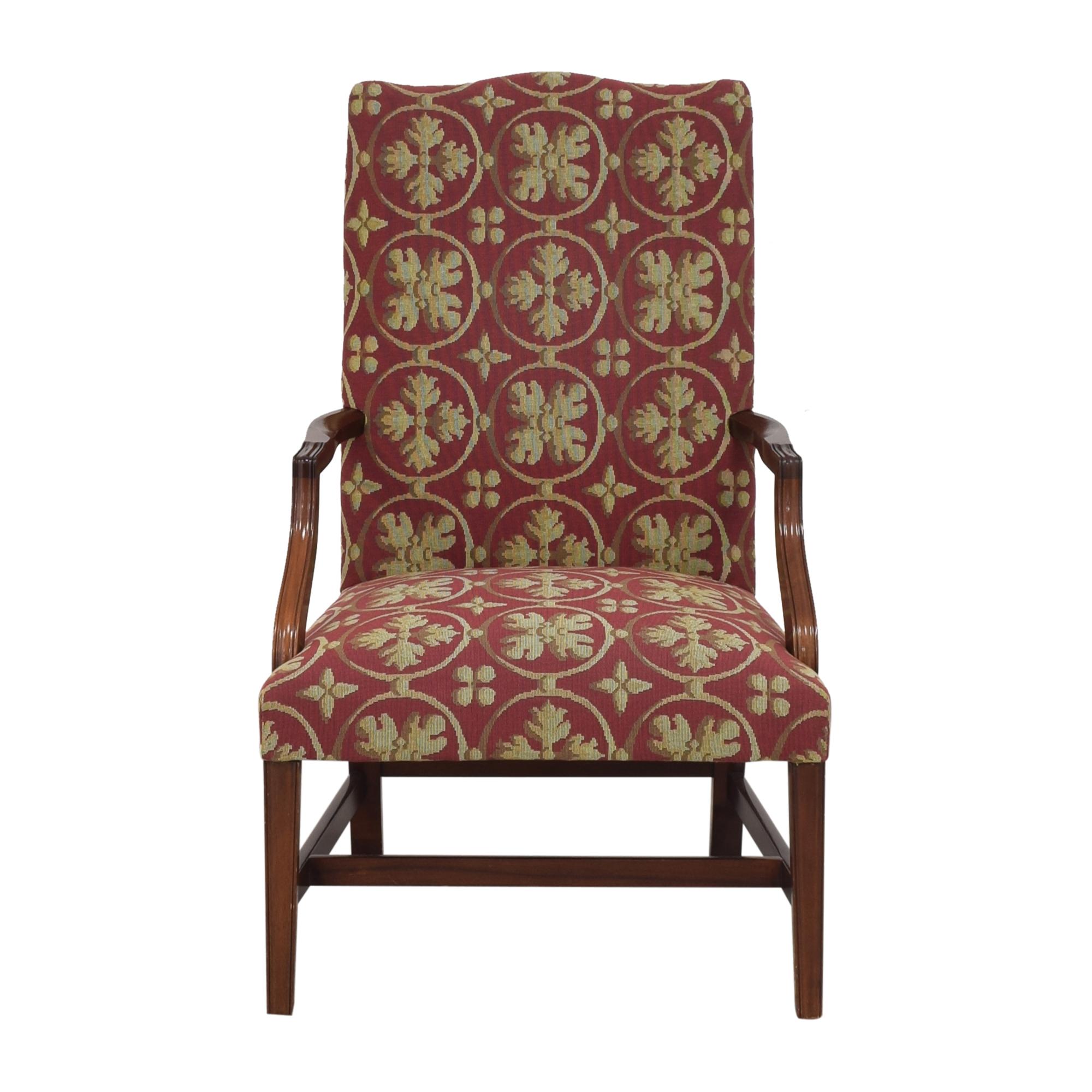 buy Custom Camelback Armchair