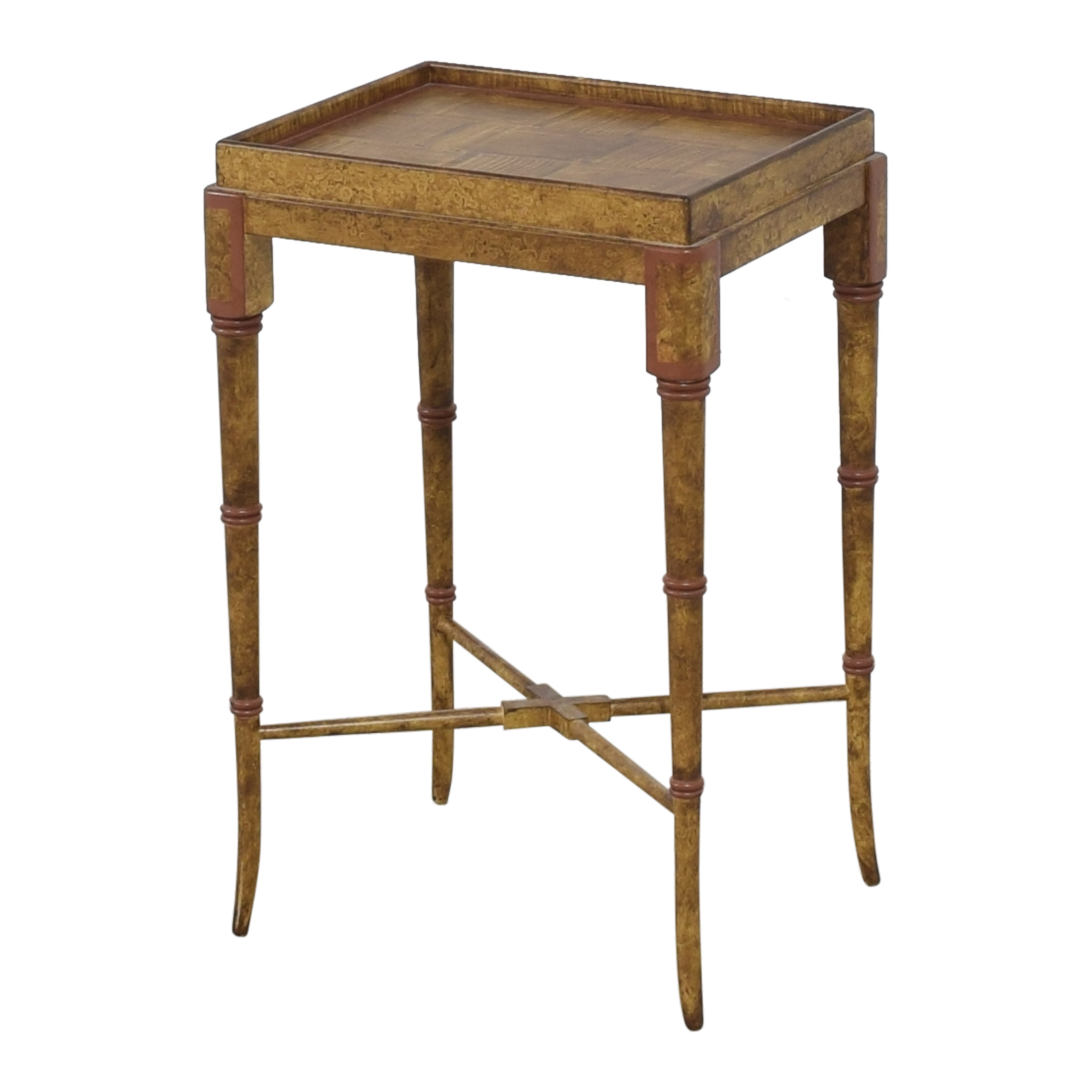 Tray-Top End Table